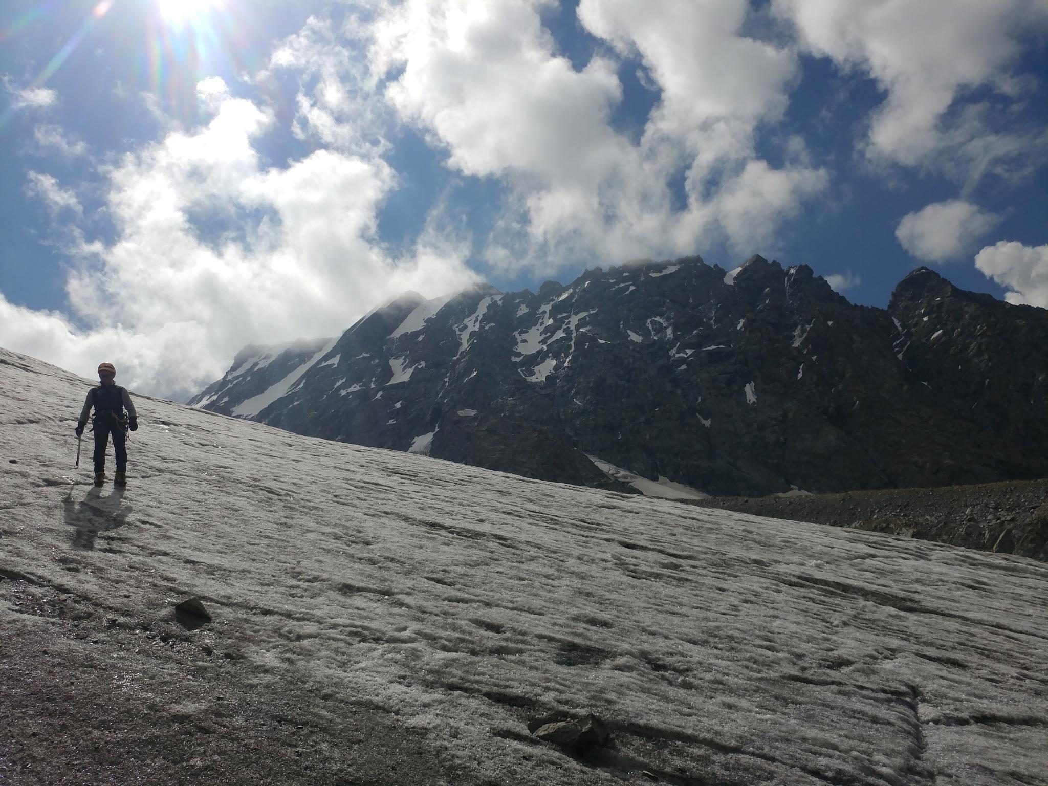 Mount Falak Sar by Abrar UlHaq