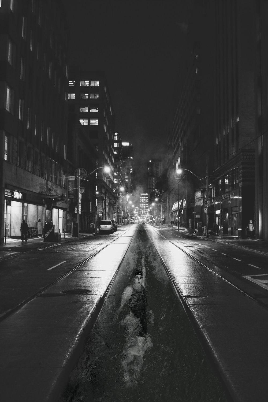 Photo in Black and White #blackandwhite #swimming #visual #moody #street #dark