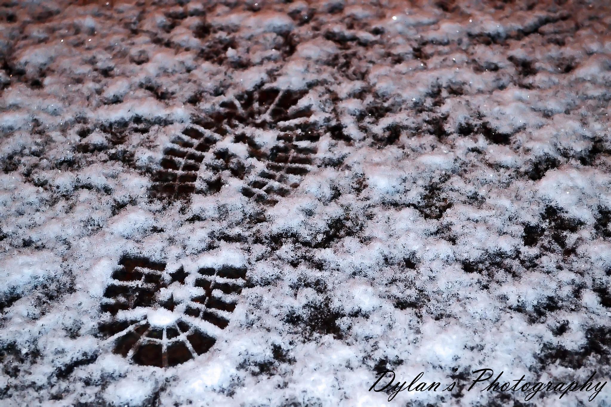 Let it snow Let it snow Let it snow ....  by Dylan Marcotte