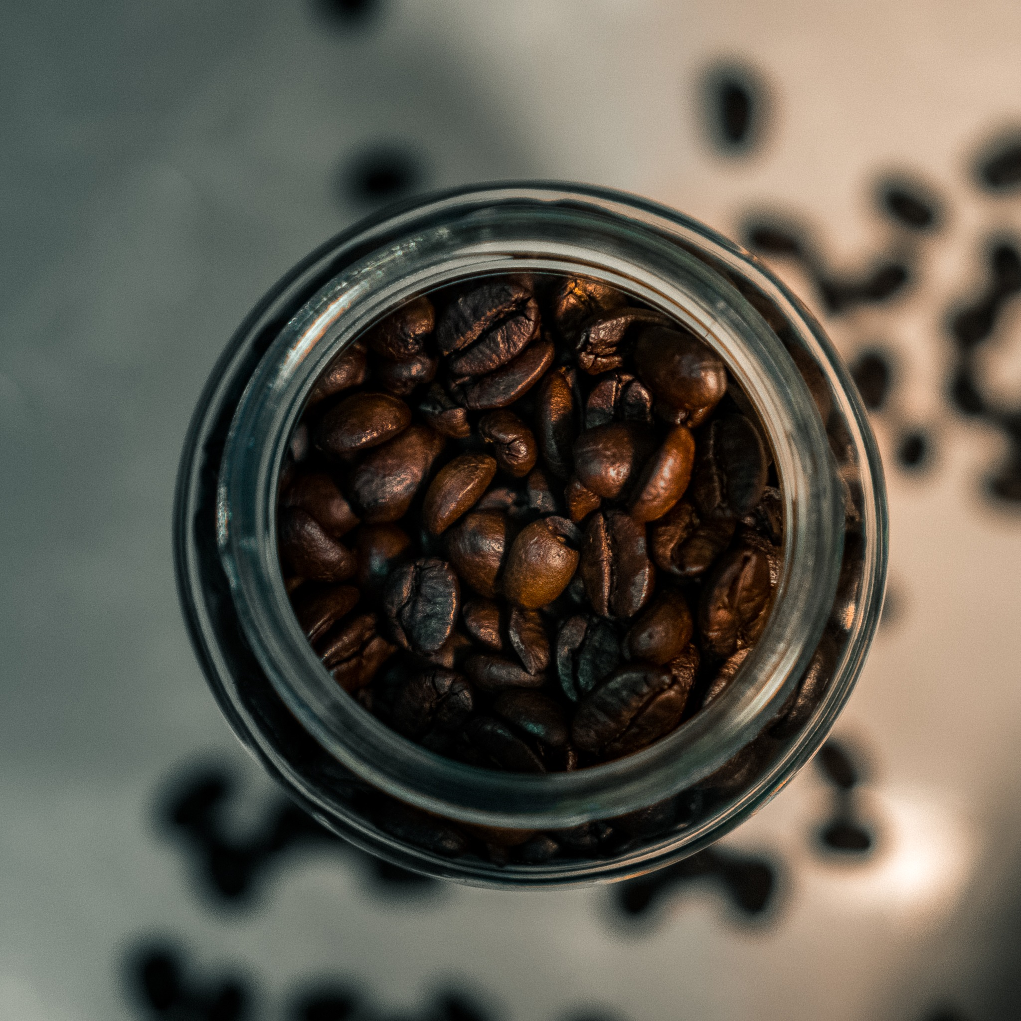 The coffee beans by Long Nguyễn