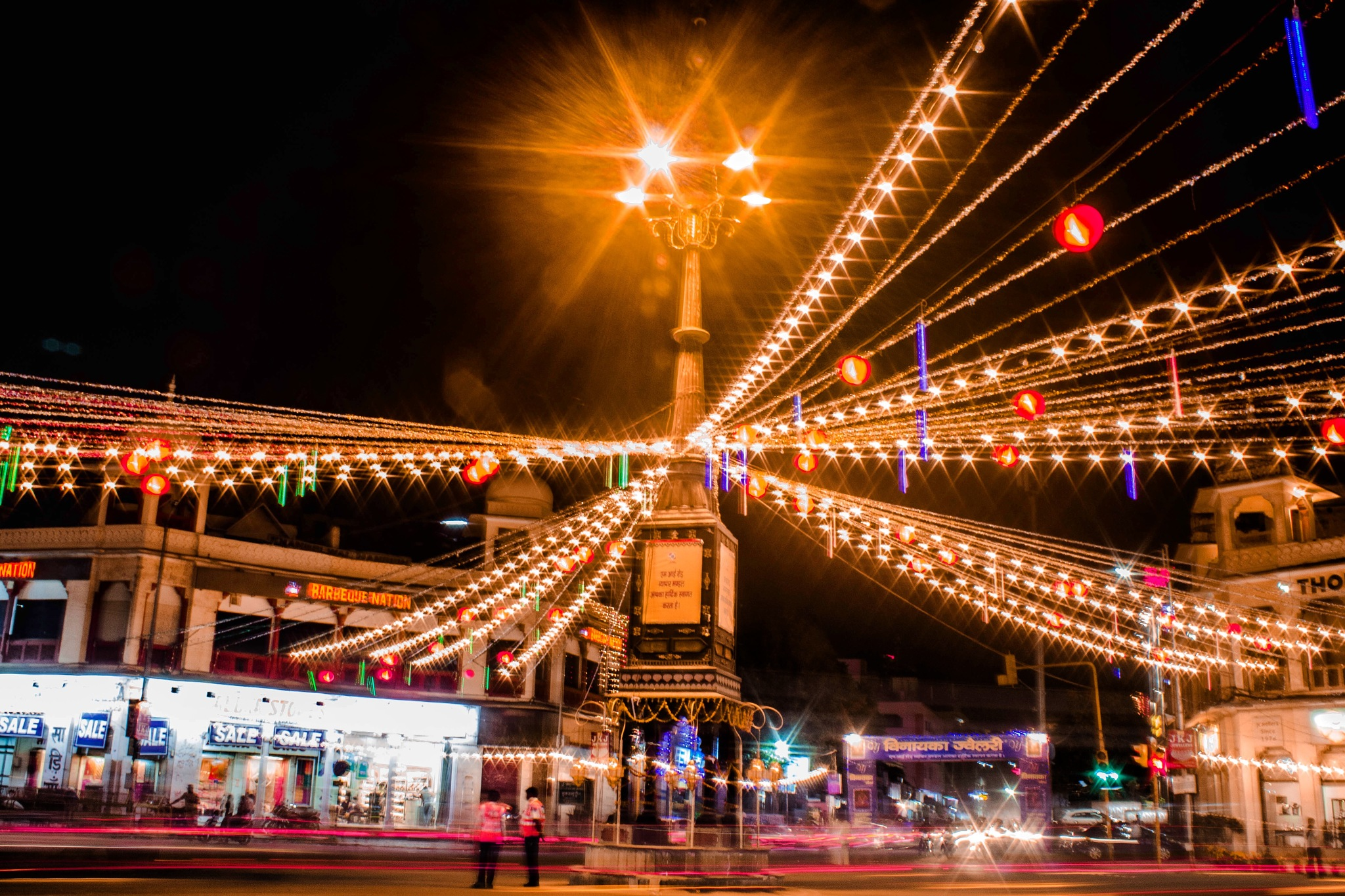 Photo in Random #lights #lighttrails #long exposure