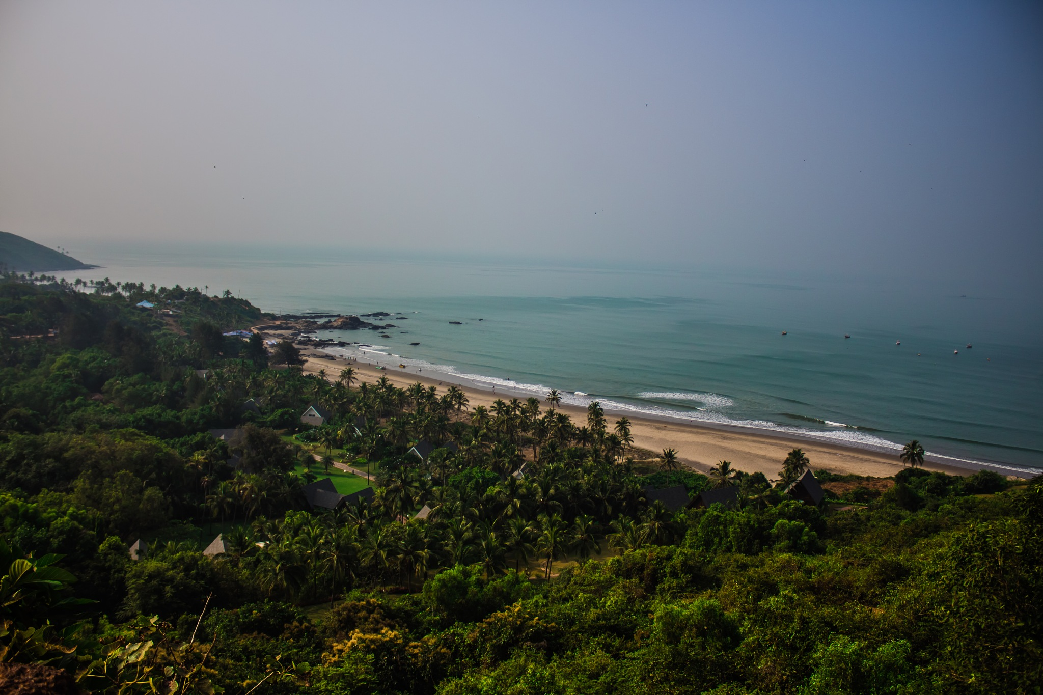 Photo in Random #beach #sea view #goa #nature #waves