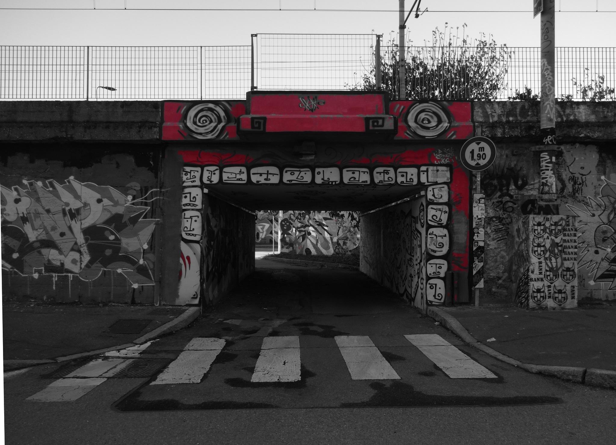 Street Art by Karolis Abramavičius