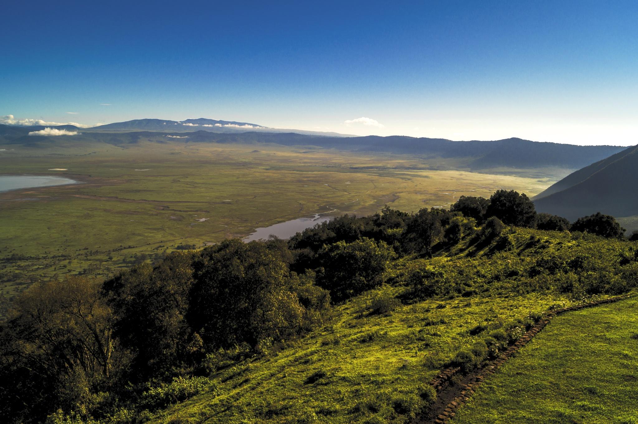 Ngorongoro Crater by David Owen