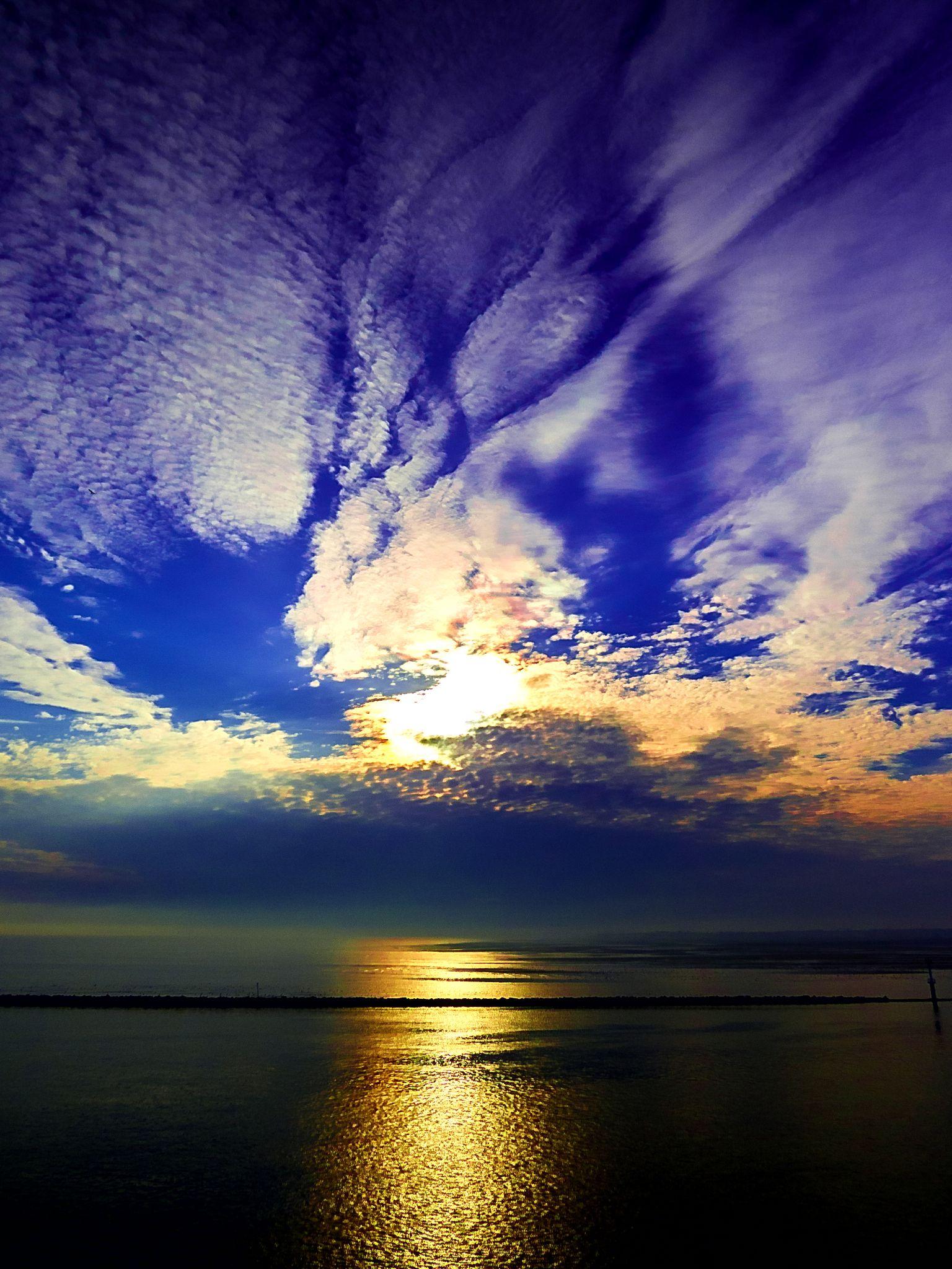 Sunrise Ouisterham by David Owen