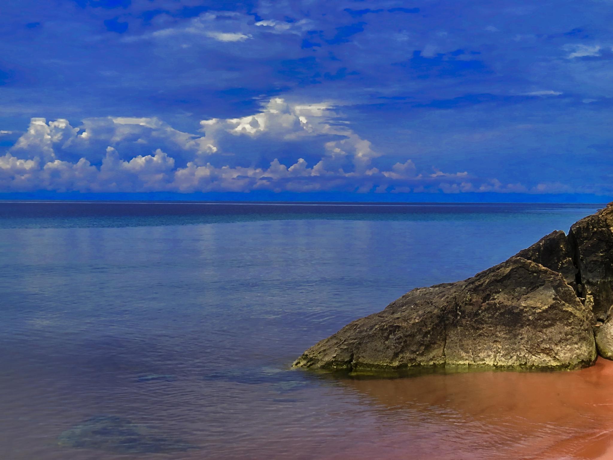 Lake Tangyanika by David Owen