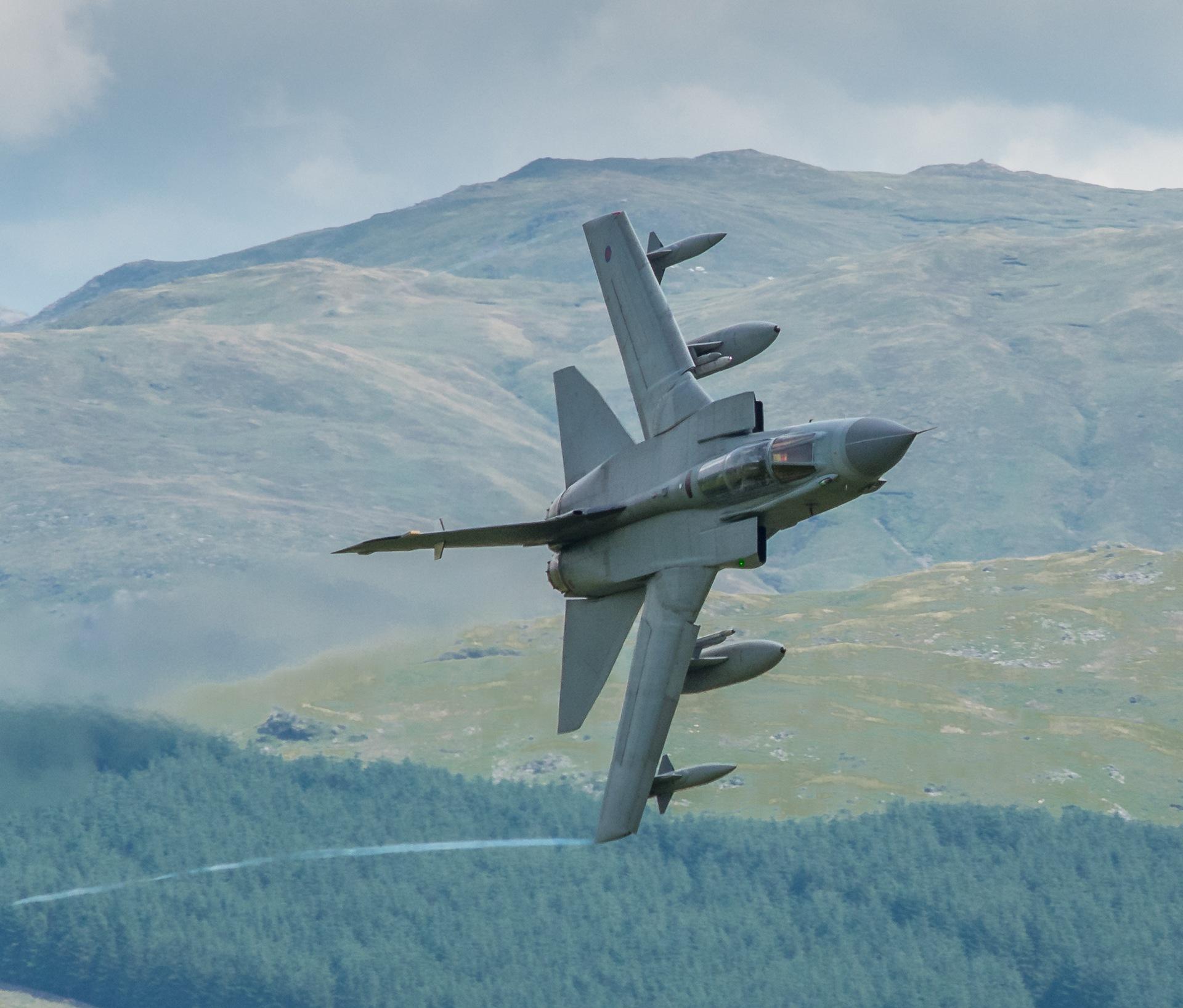 Tornado GR4 Machloop by Ian Lane