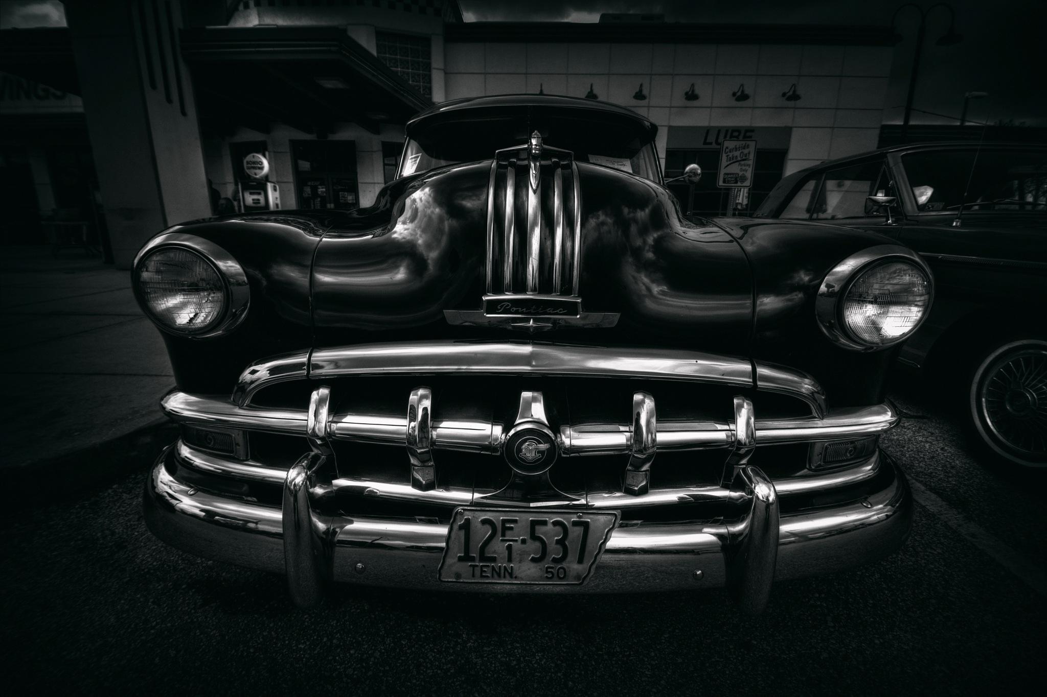 Black Pontiac by Gregory Urbano