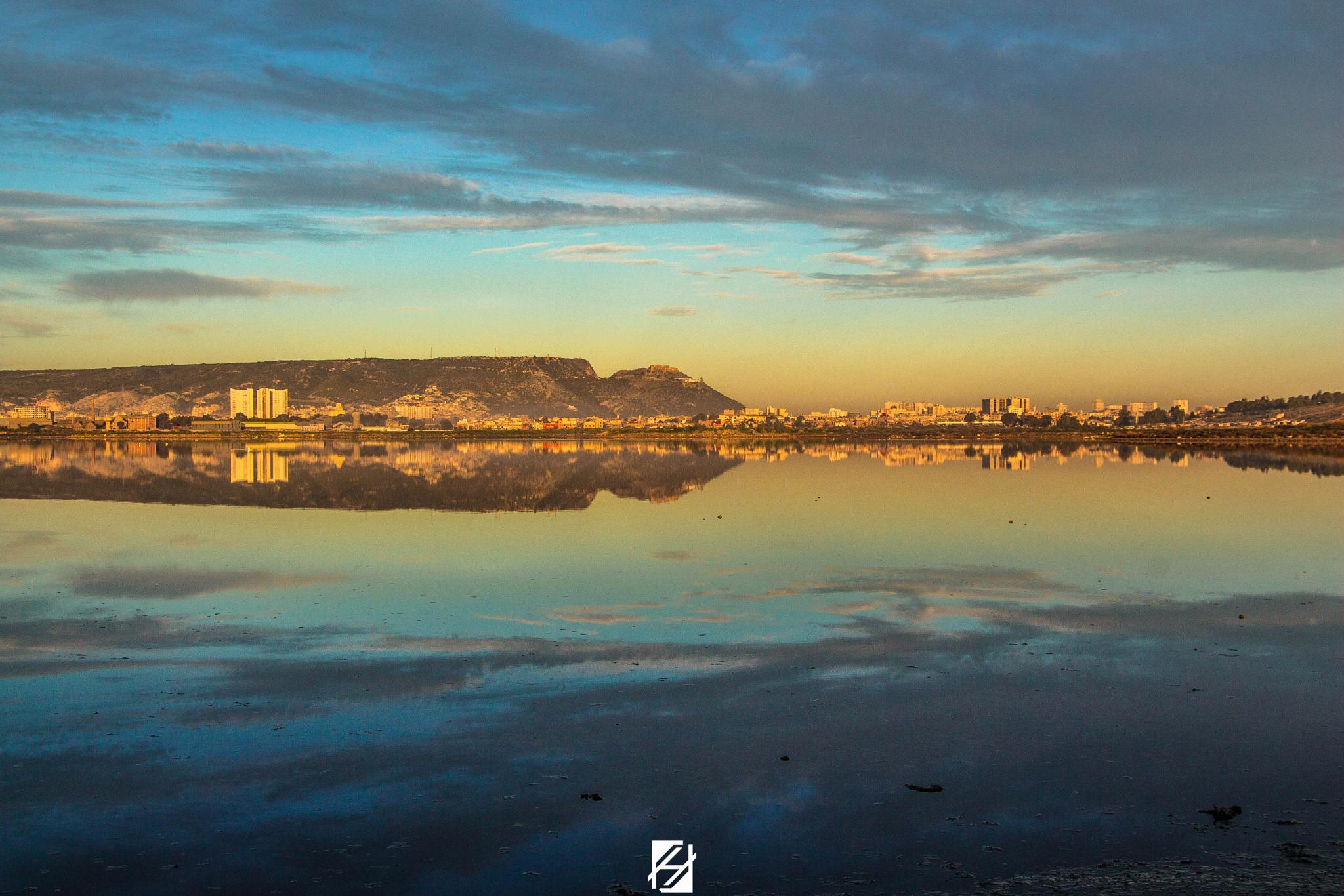 Water Mirror by Hichemou Photography
