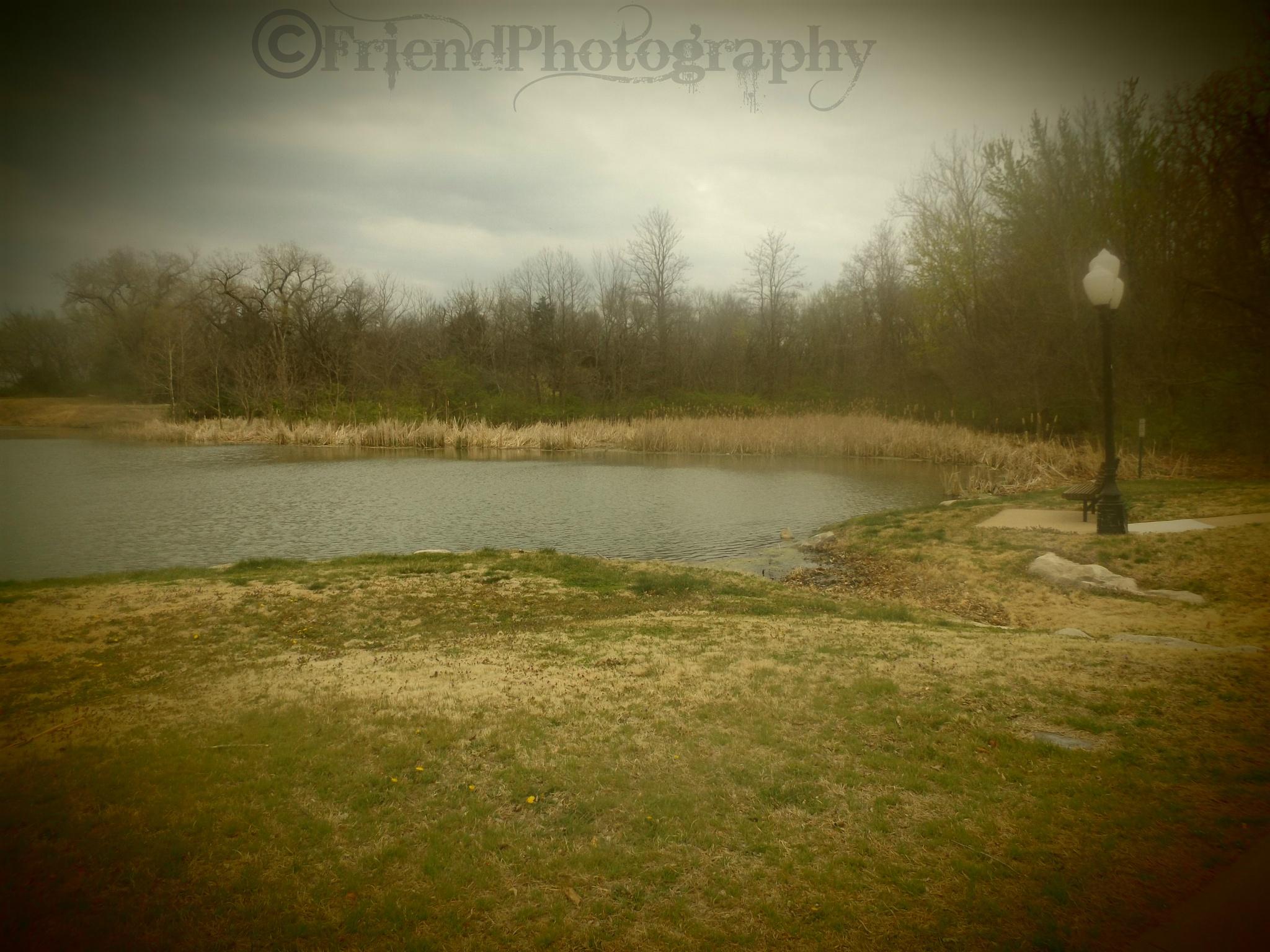 Fishin Spot by Ellie Friend