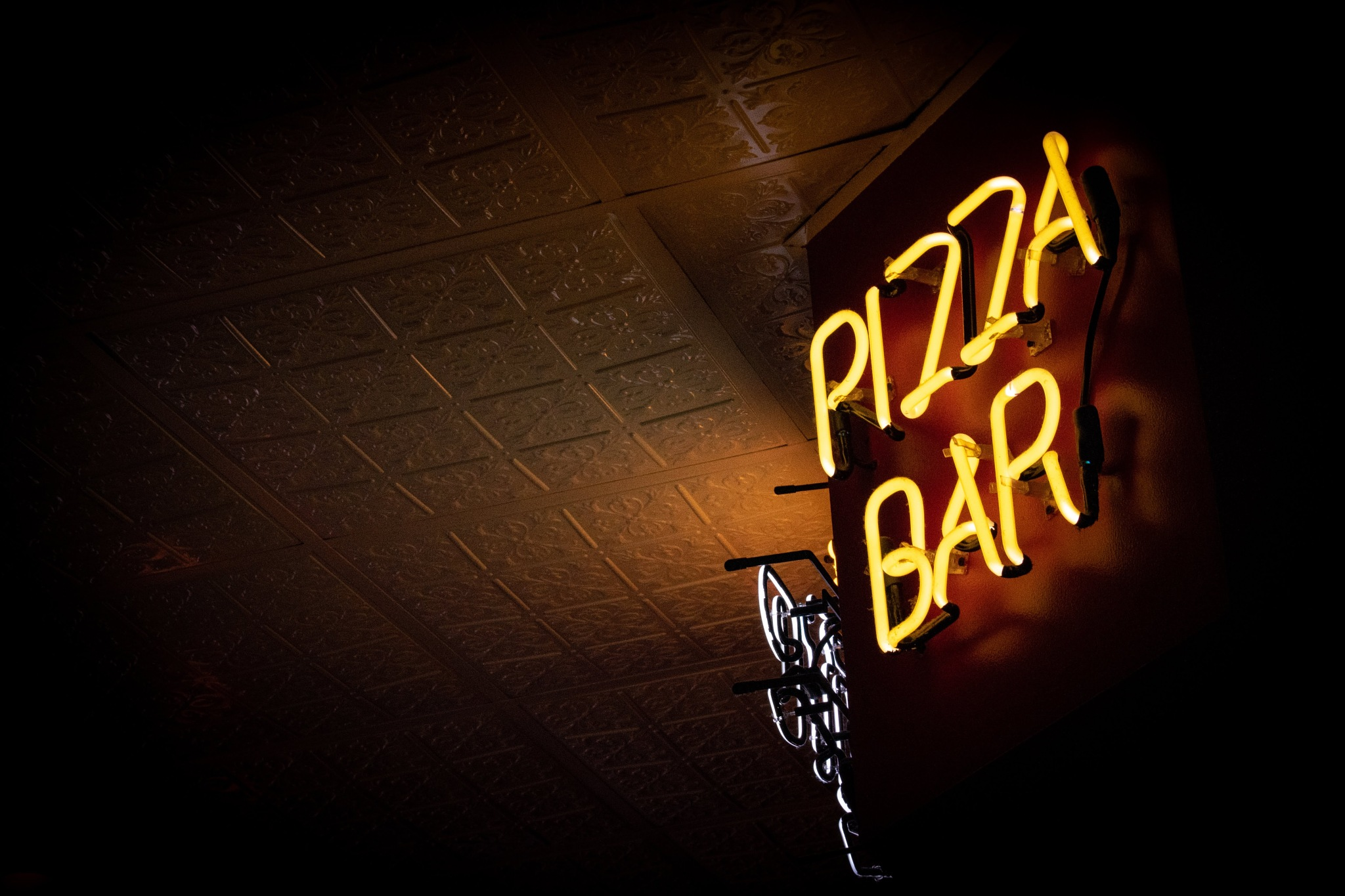 Pizza Bar by Crystal Ramos