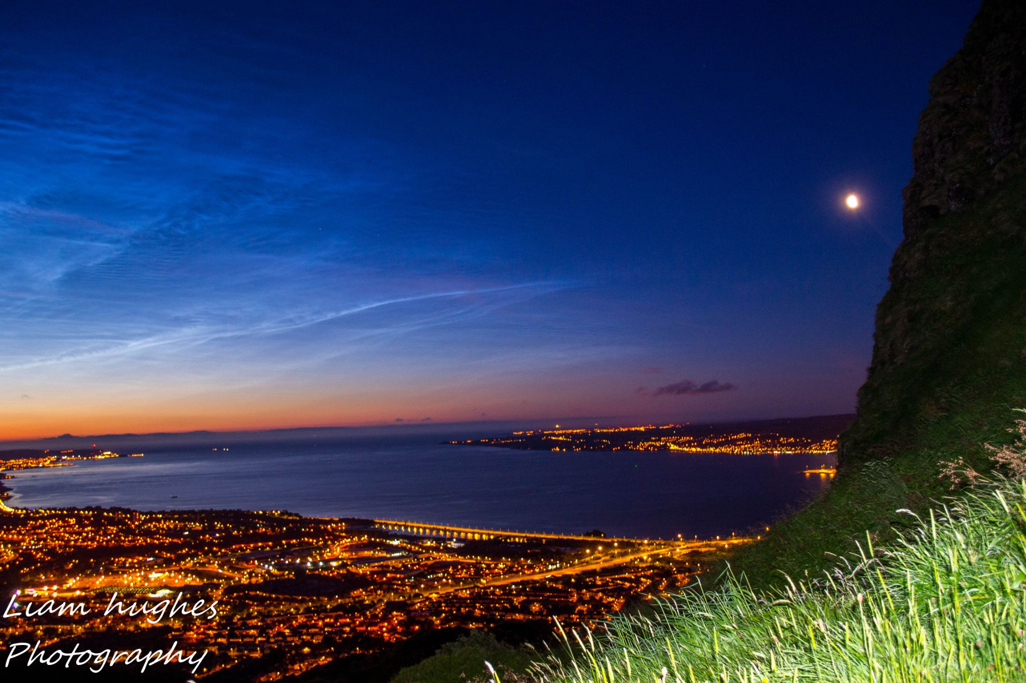 cave hill belfast by Liam hughes