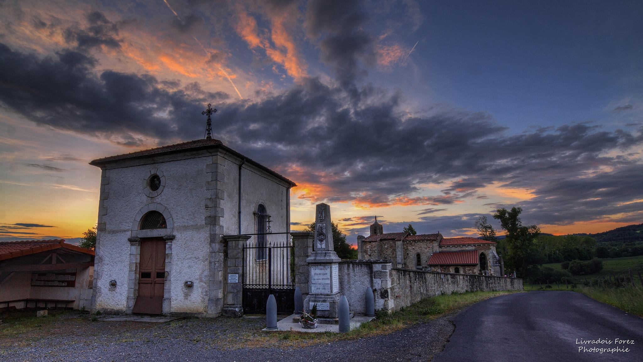 Notre Dame d'Espinasse by LivradoisForezPhotographie