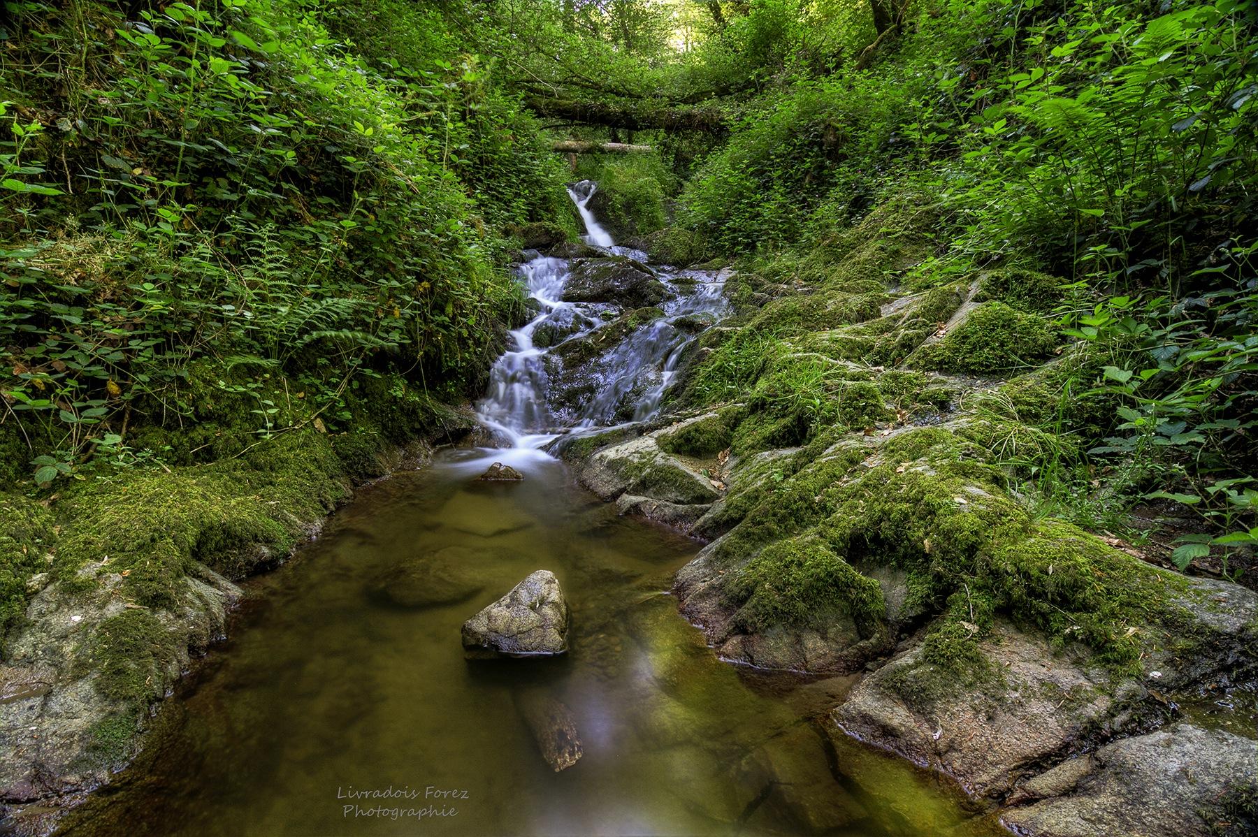 Cascade des Graves by LivradoisForezPhotographie