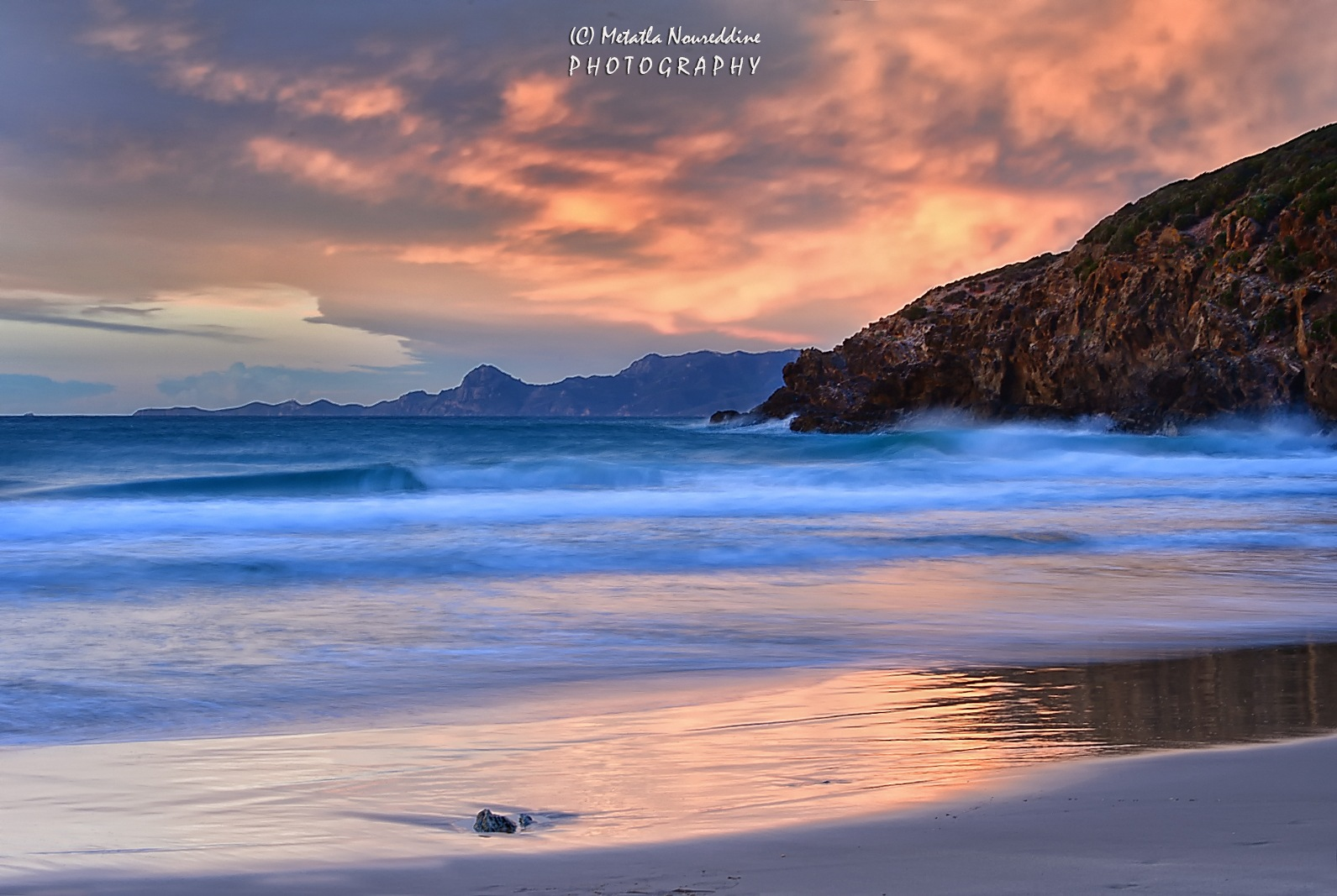 MARSA BEN ABES BEACH by Nordine Metatla