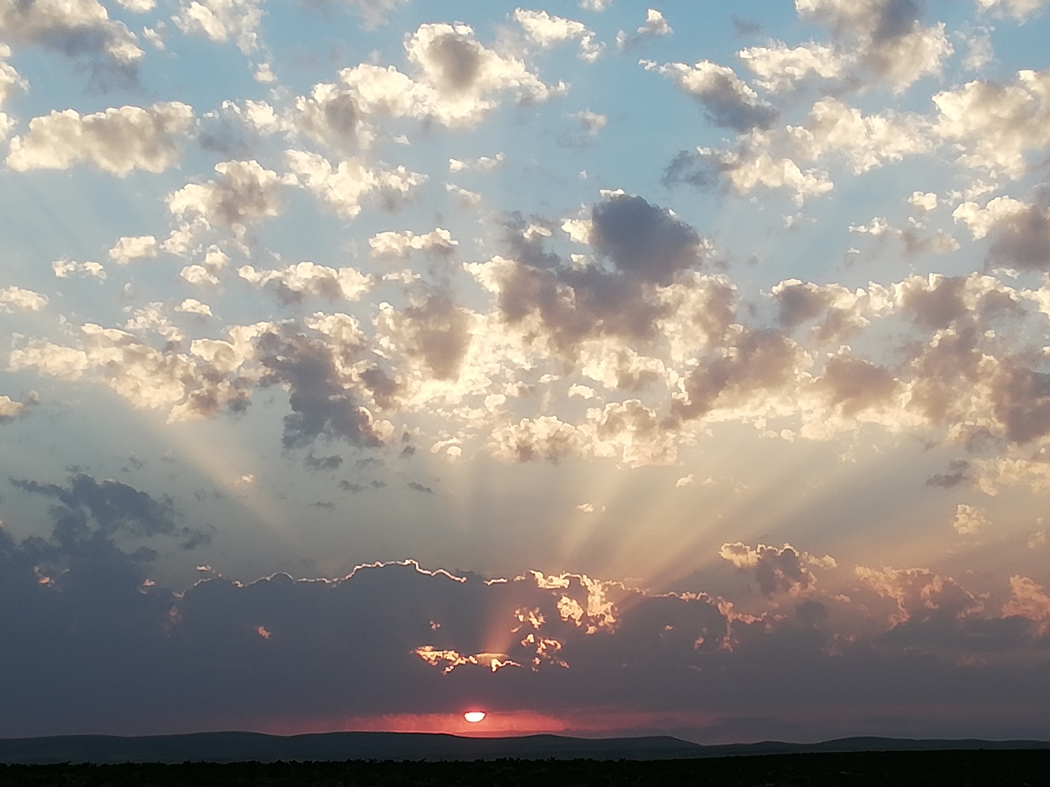 sunset  by SbaiHafid