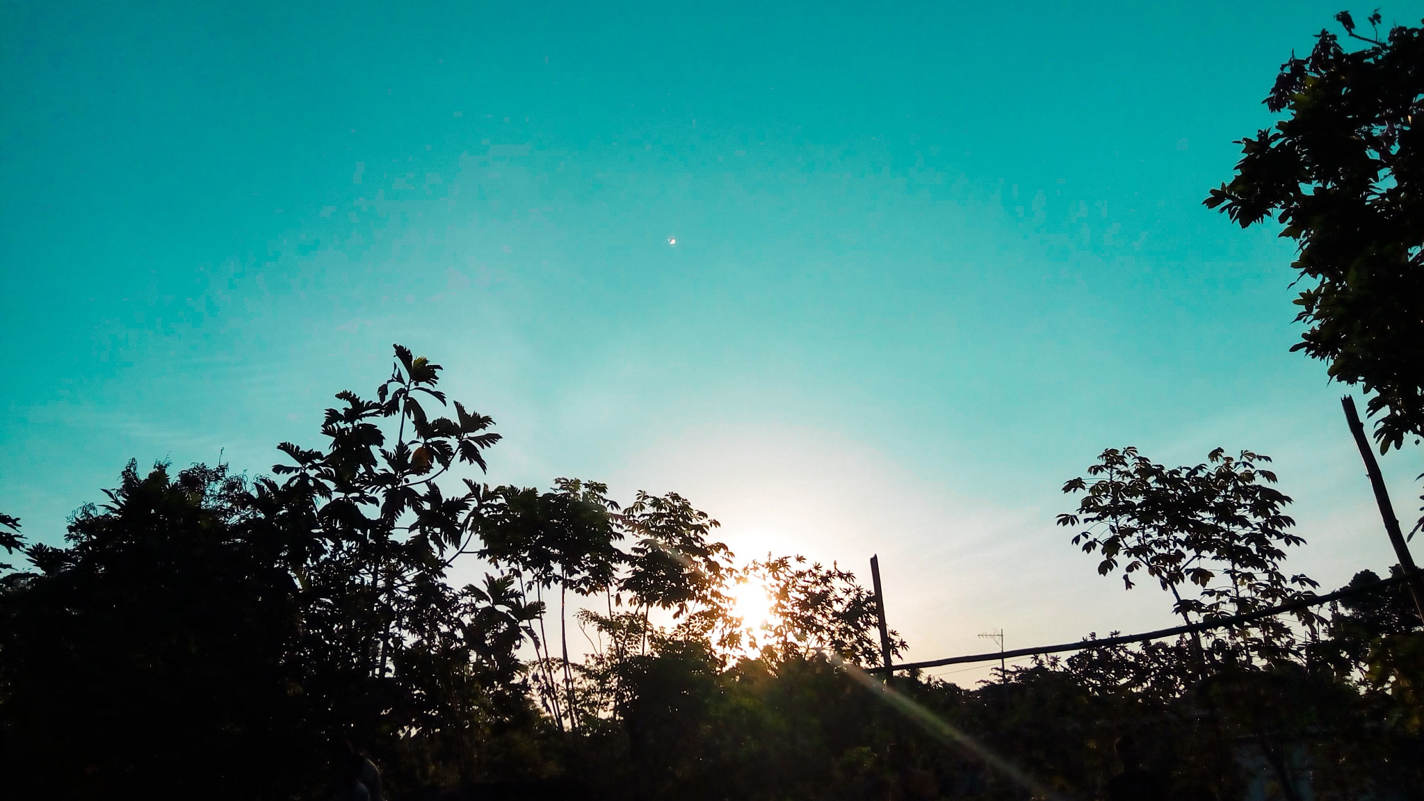 sunshine by Rizka Putri Maharani
