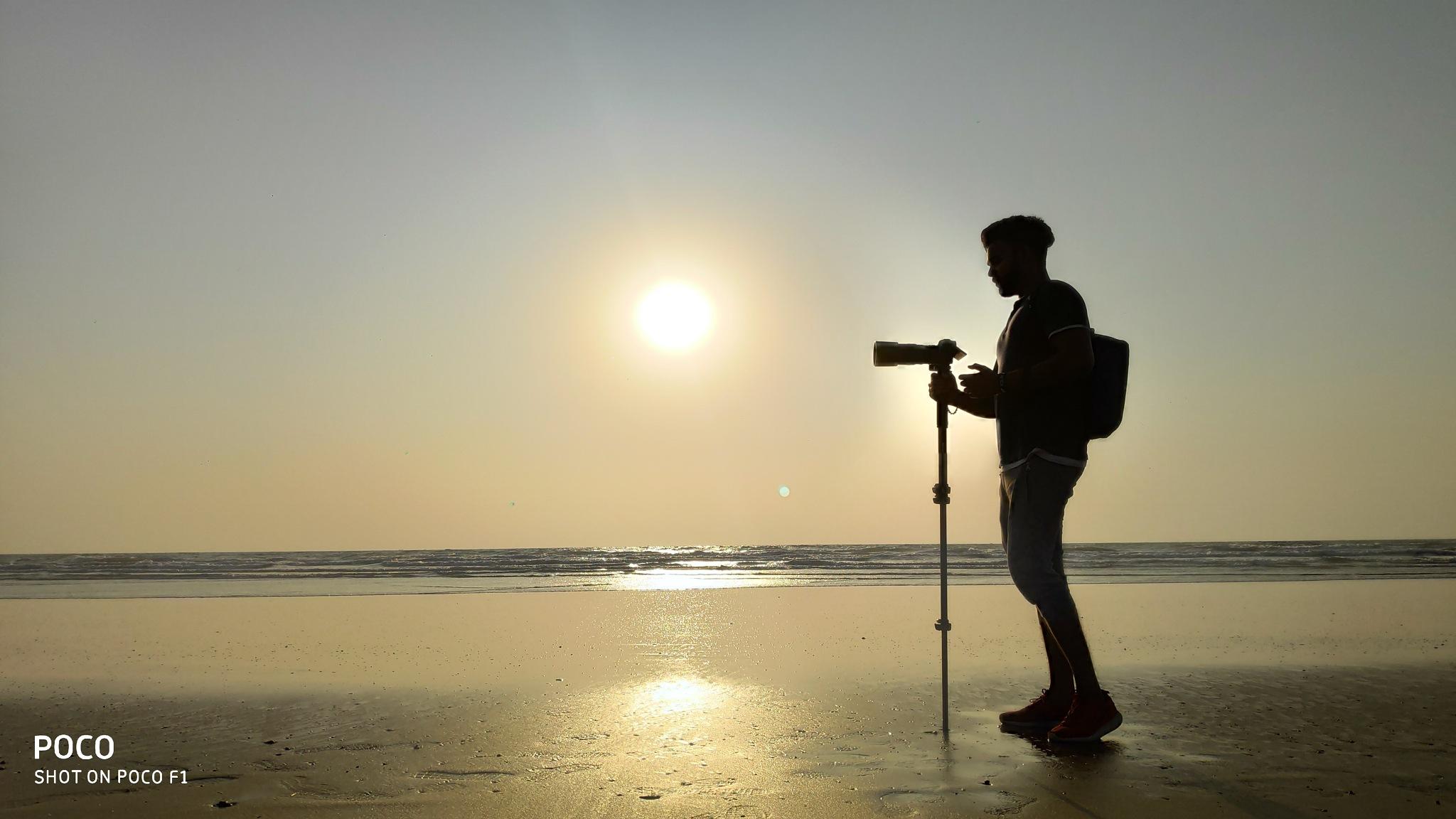 Sony Alpha user by Shubham patil