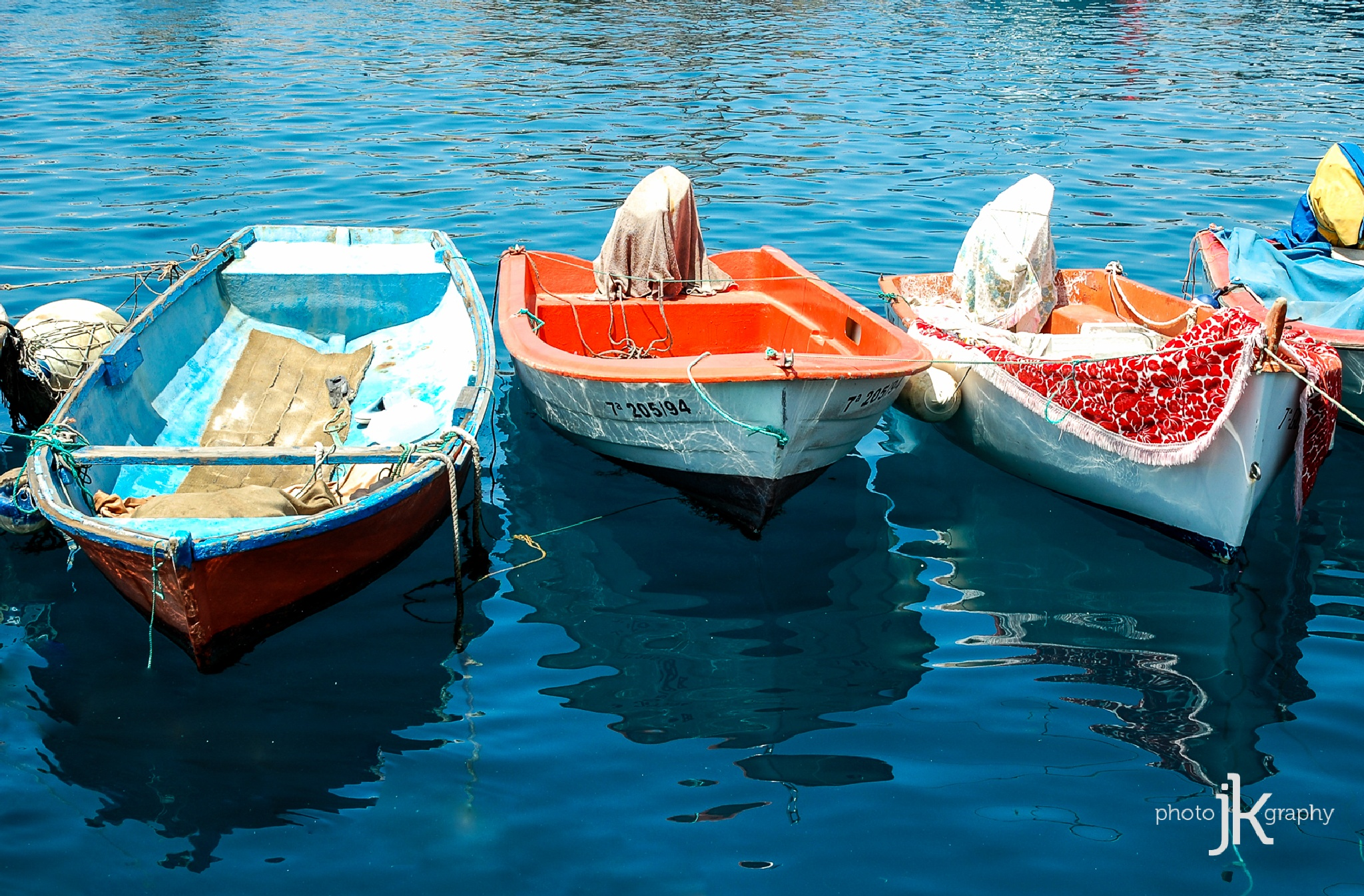 Boats by jk.photography