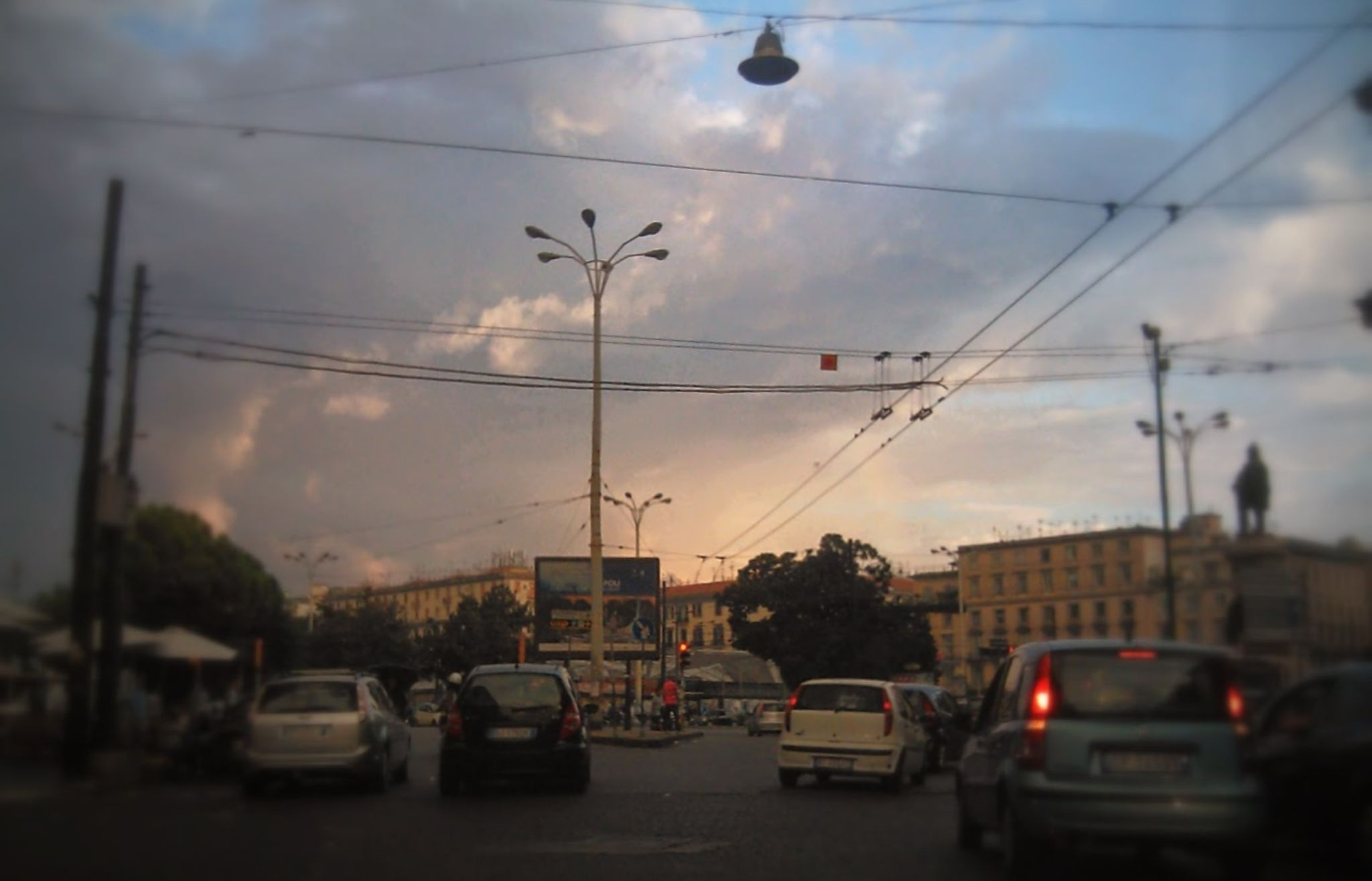 Piazza Garibaldi by Raffaele Tria