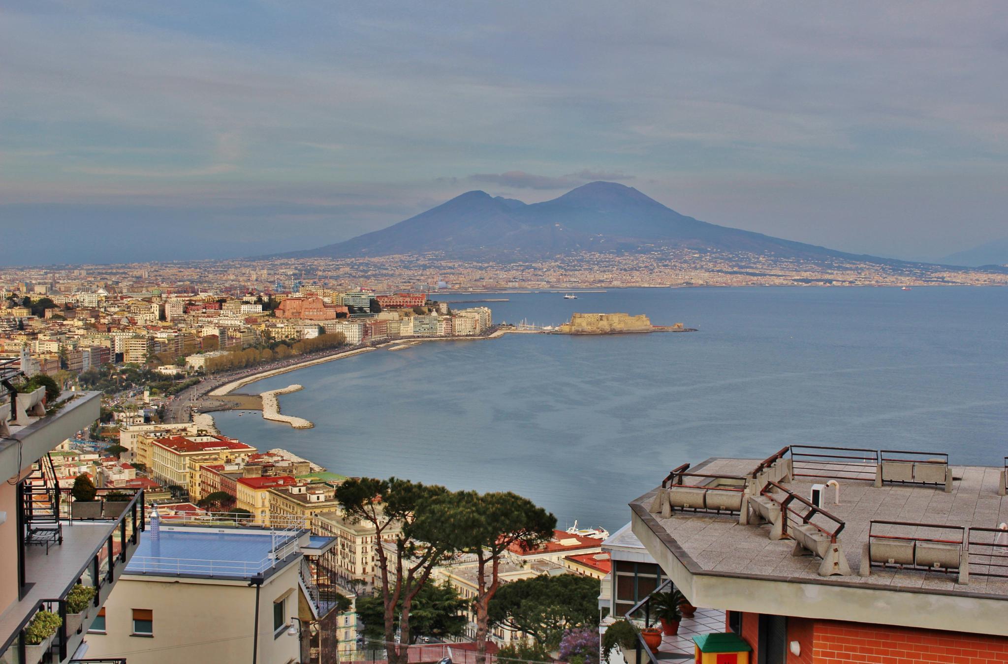 Naples  by Raffaele Tria