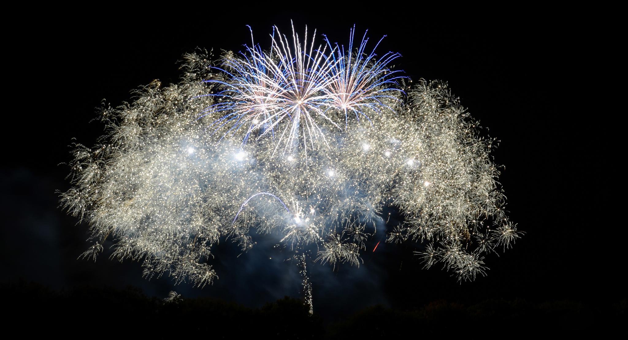Fireworks  by Antoine Lauret