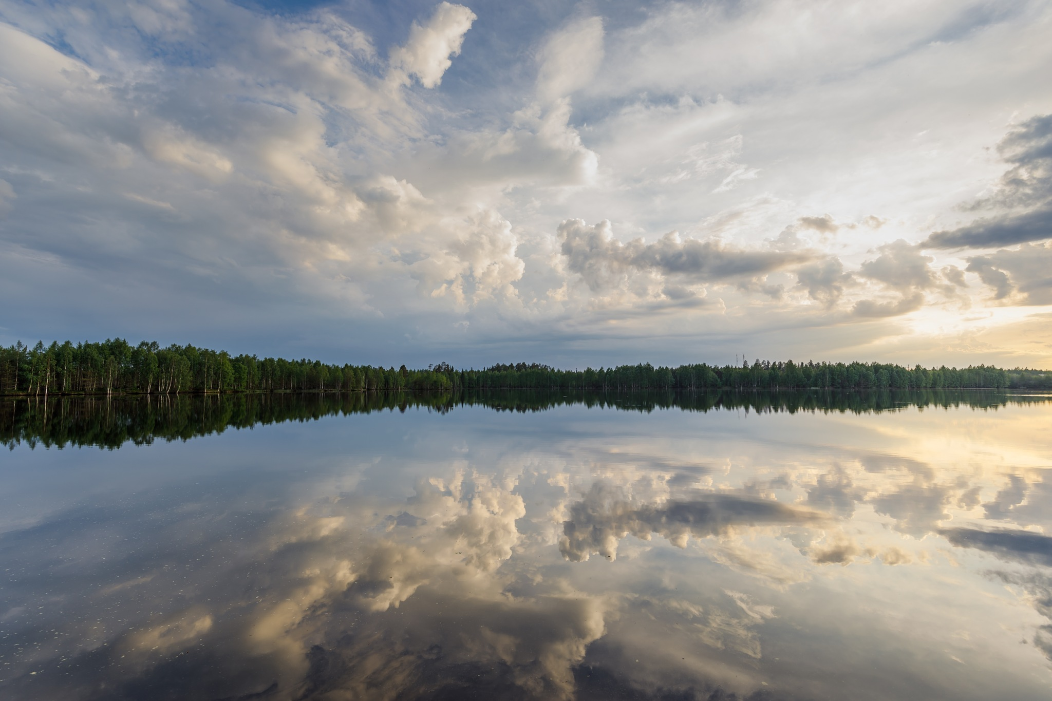 Reflection by Andrey