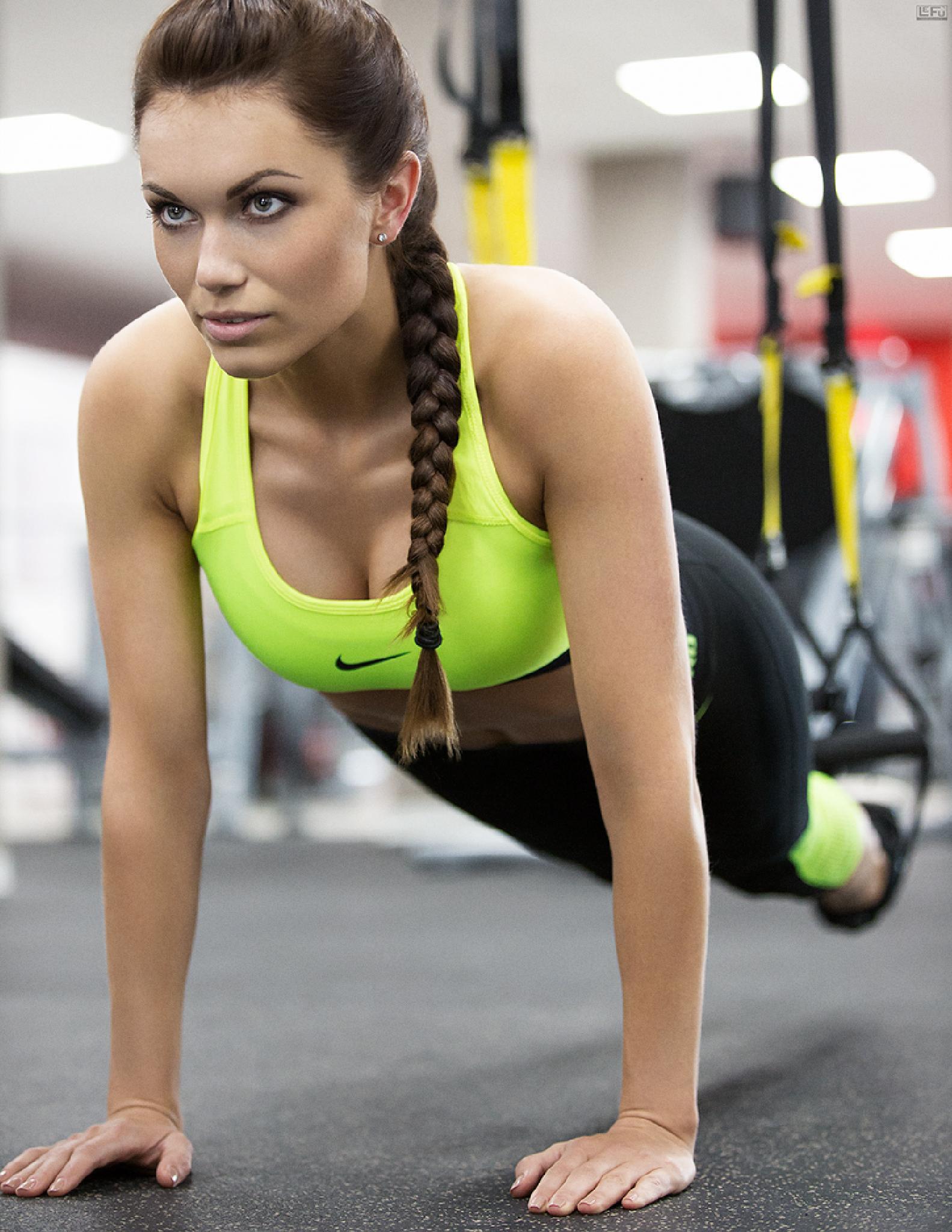 Photo in People #lifestyle #sports #gym #sling #suspension #training #lefu #lefuphoto