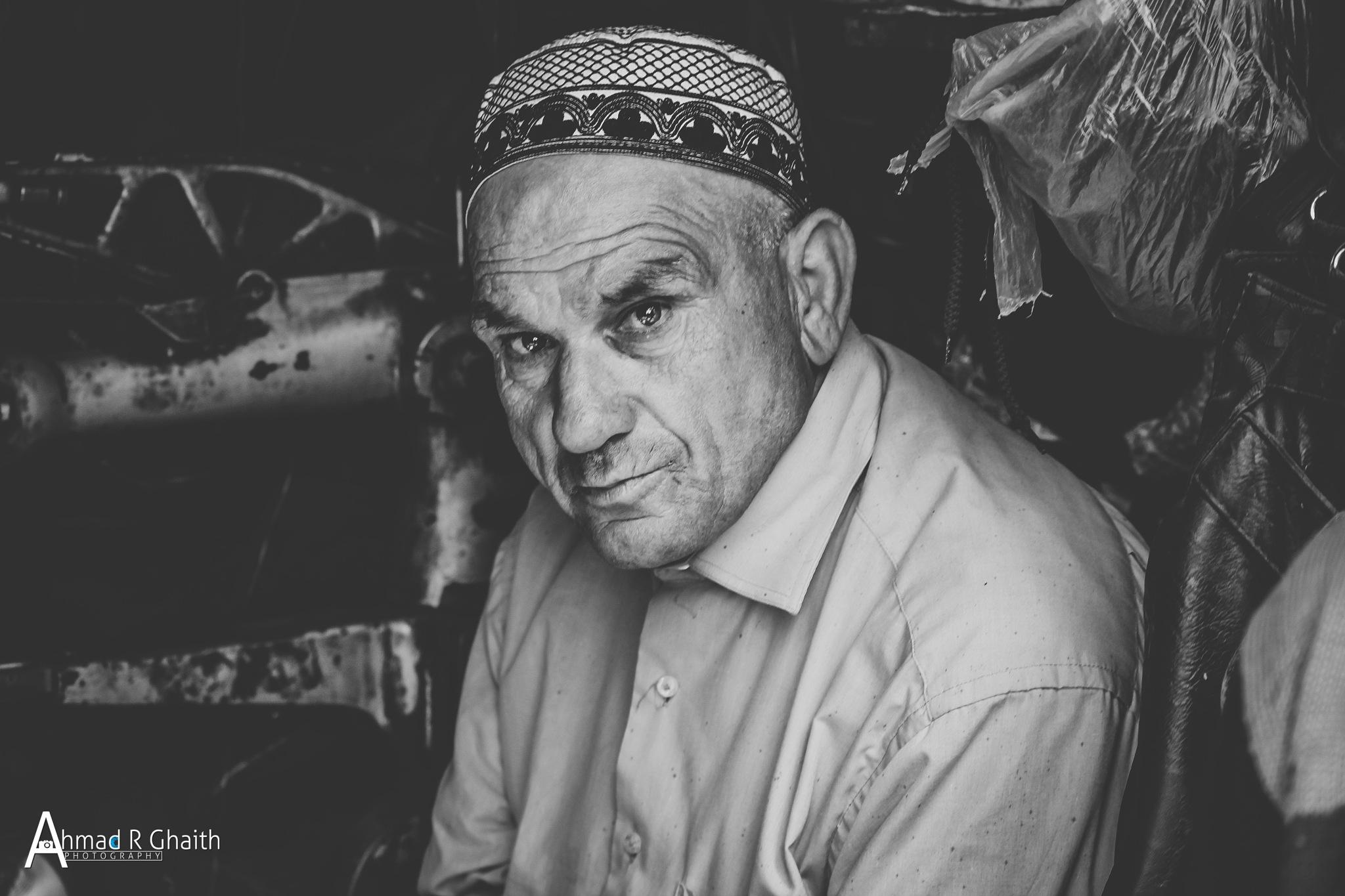 Look old by Ahmad Ghaith