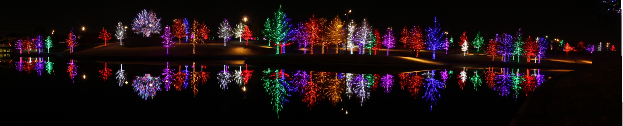 panorama@ VITRUVIAN PARK IN ADDSION TEXAS by Galen Johnson