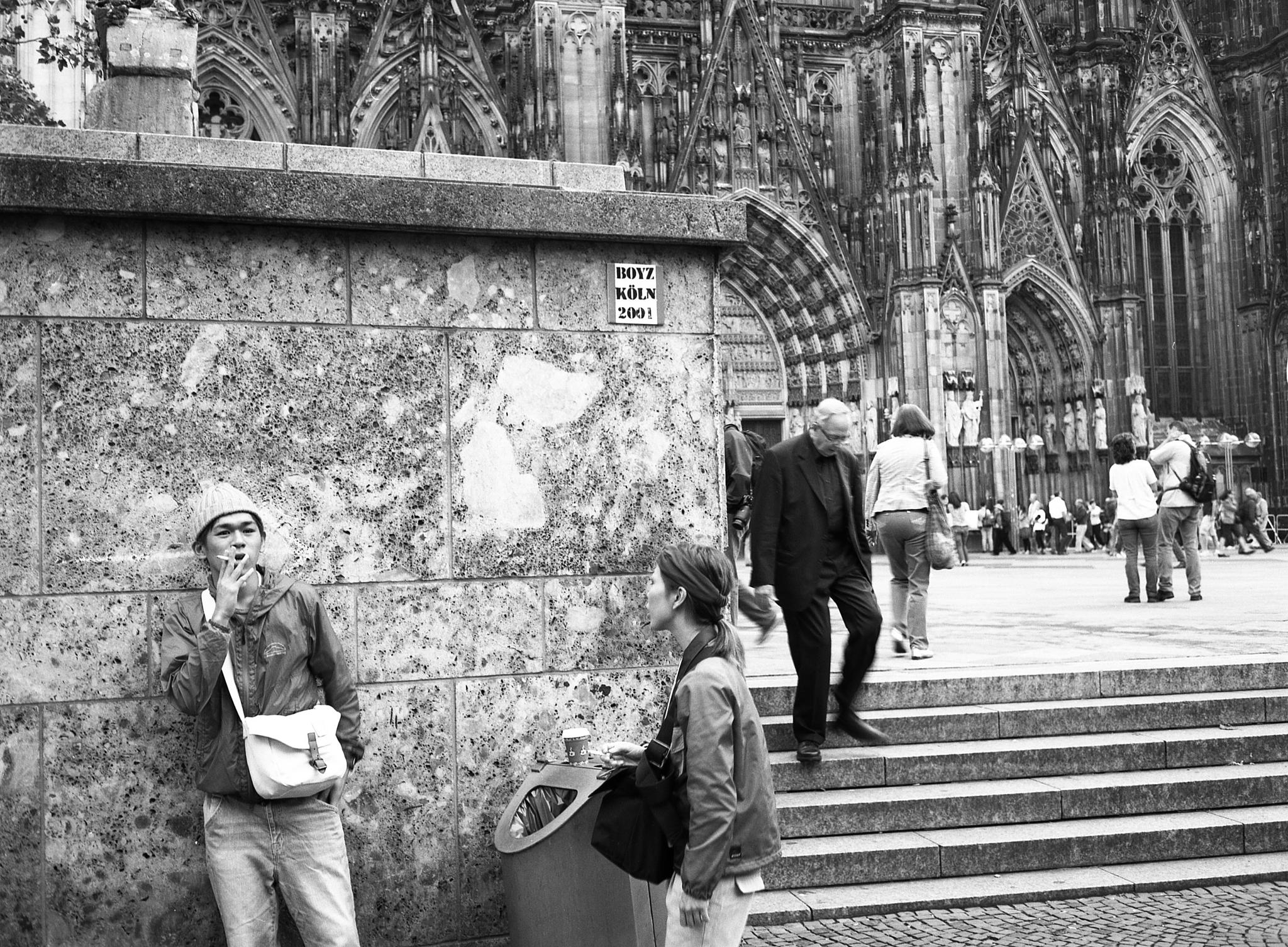 Break at the Dom by Dennis Man