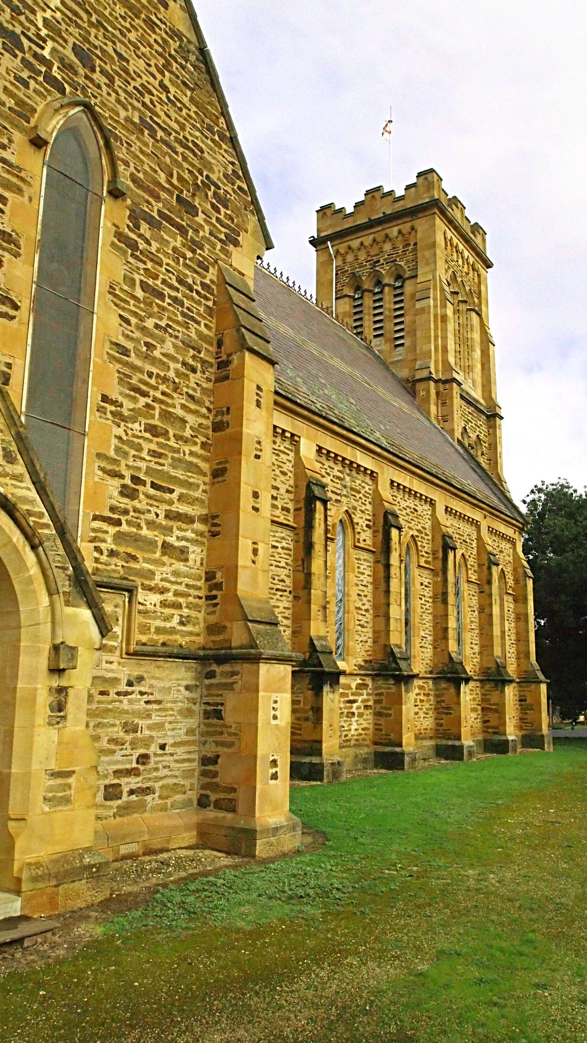 St Georges 1 by asherD
