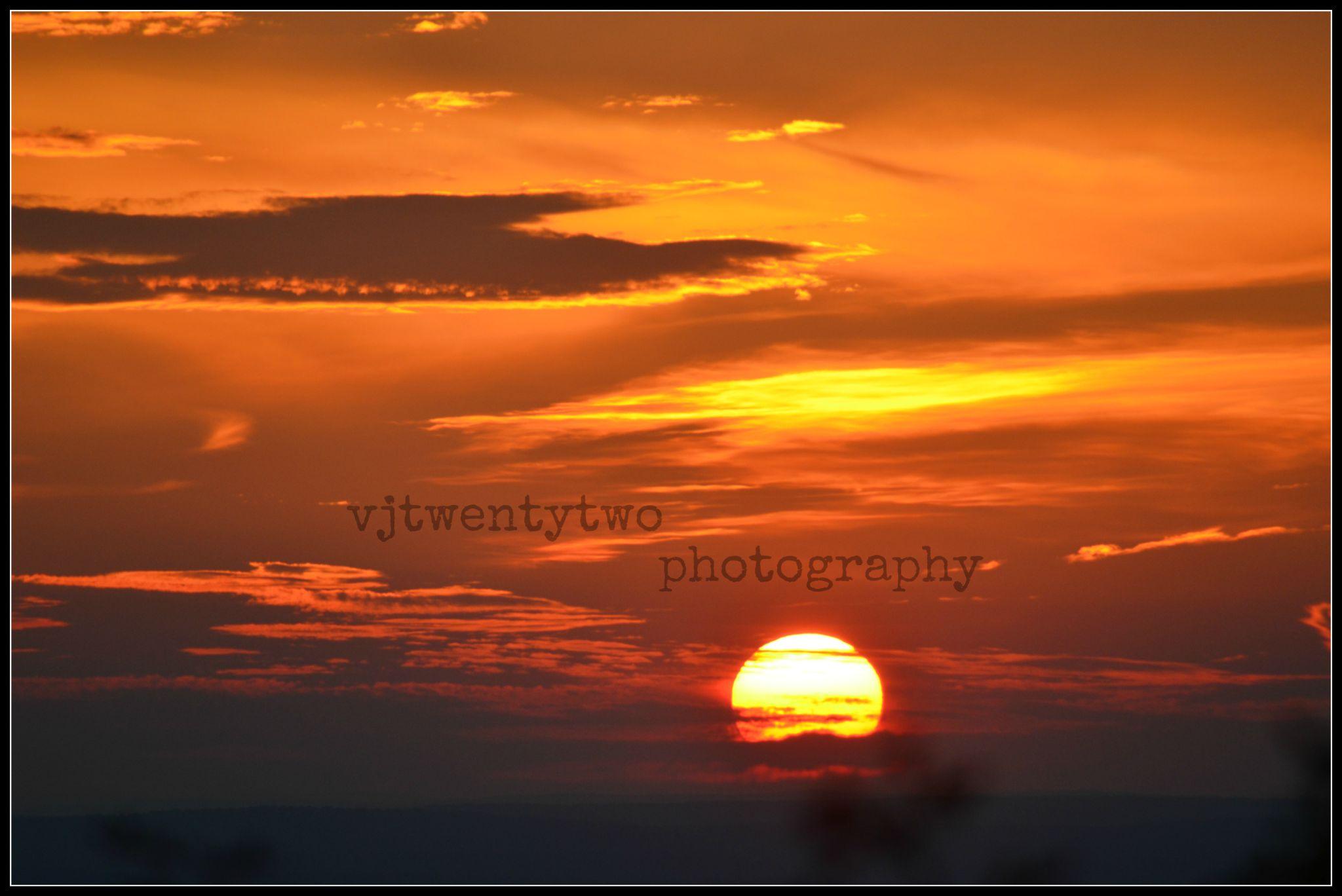 Sunset beauty by Vincent Joseph Guckin