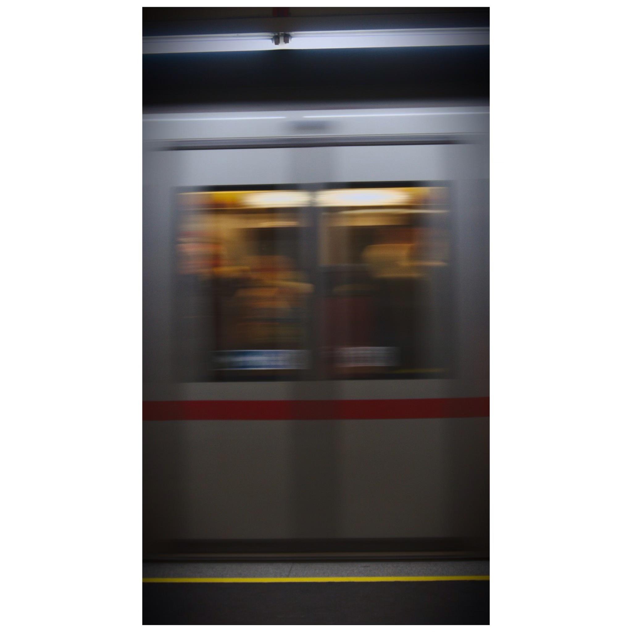 train's leaving  by Jaqshi