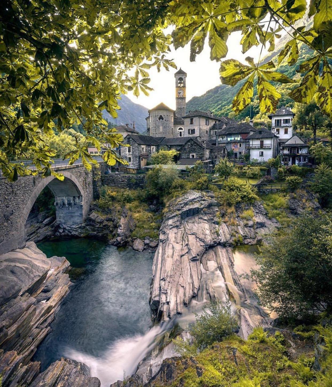 Switzerland    by Jiayi Hax