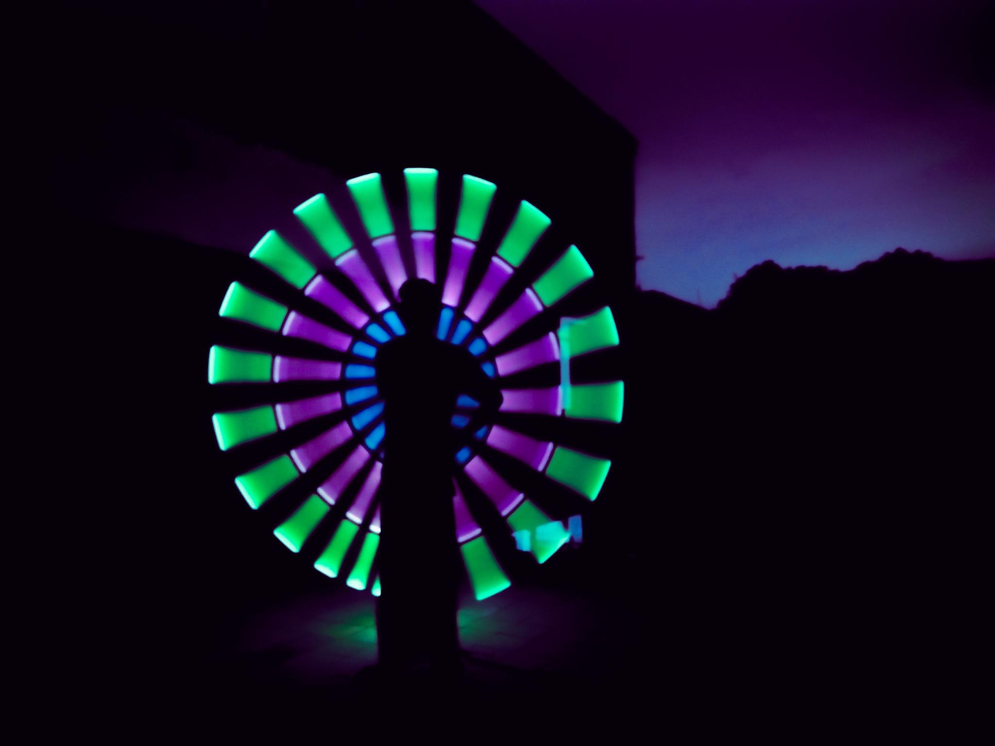 lightpainting by Amarzuki Dani