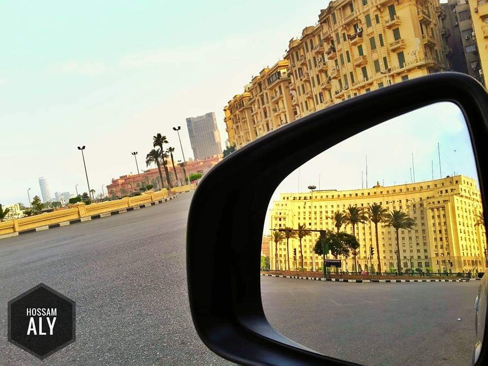 Tahrir Square by Hossam Aly Hassan