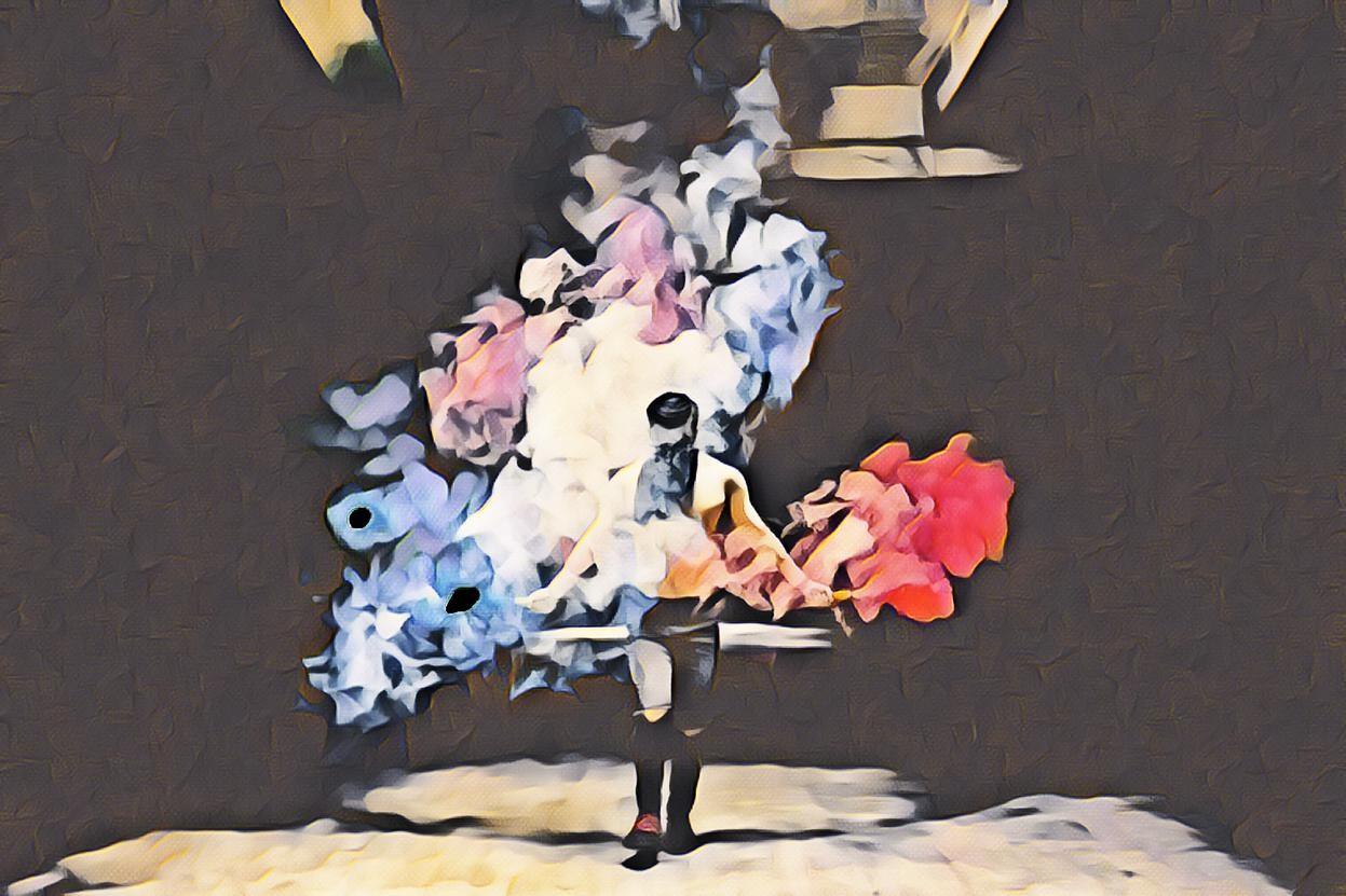 Man In Smoke by Keyur Dewan