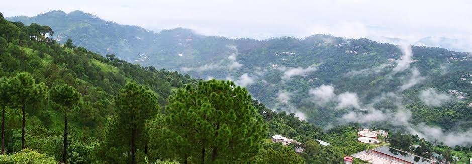 Beautiful Himacahl Pradesh by Kritika
