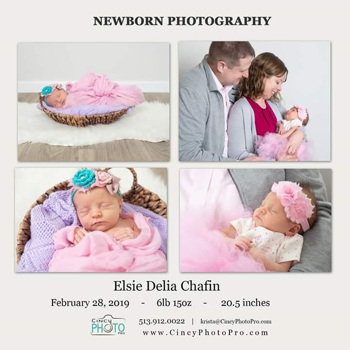 Newborn Photography by Krista Silz