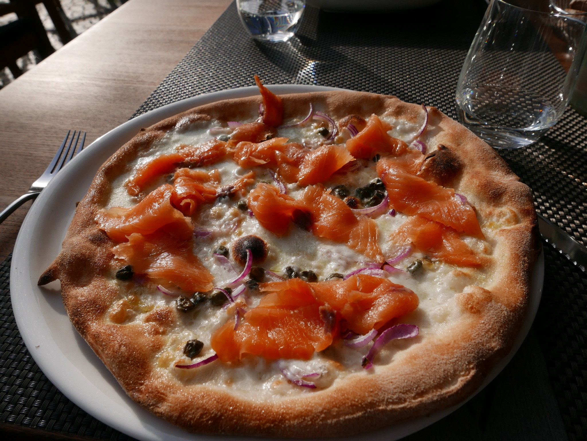 Pizza by percy ottinger