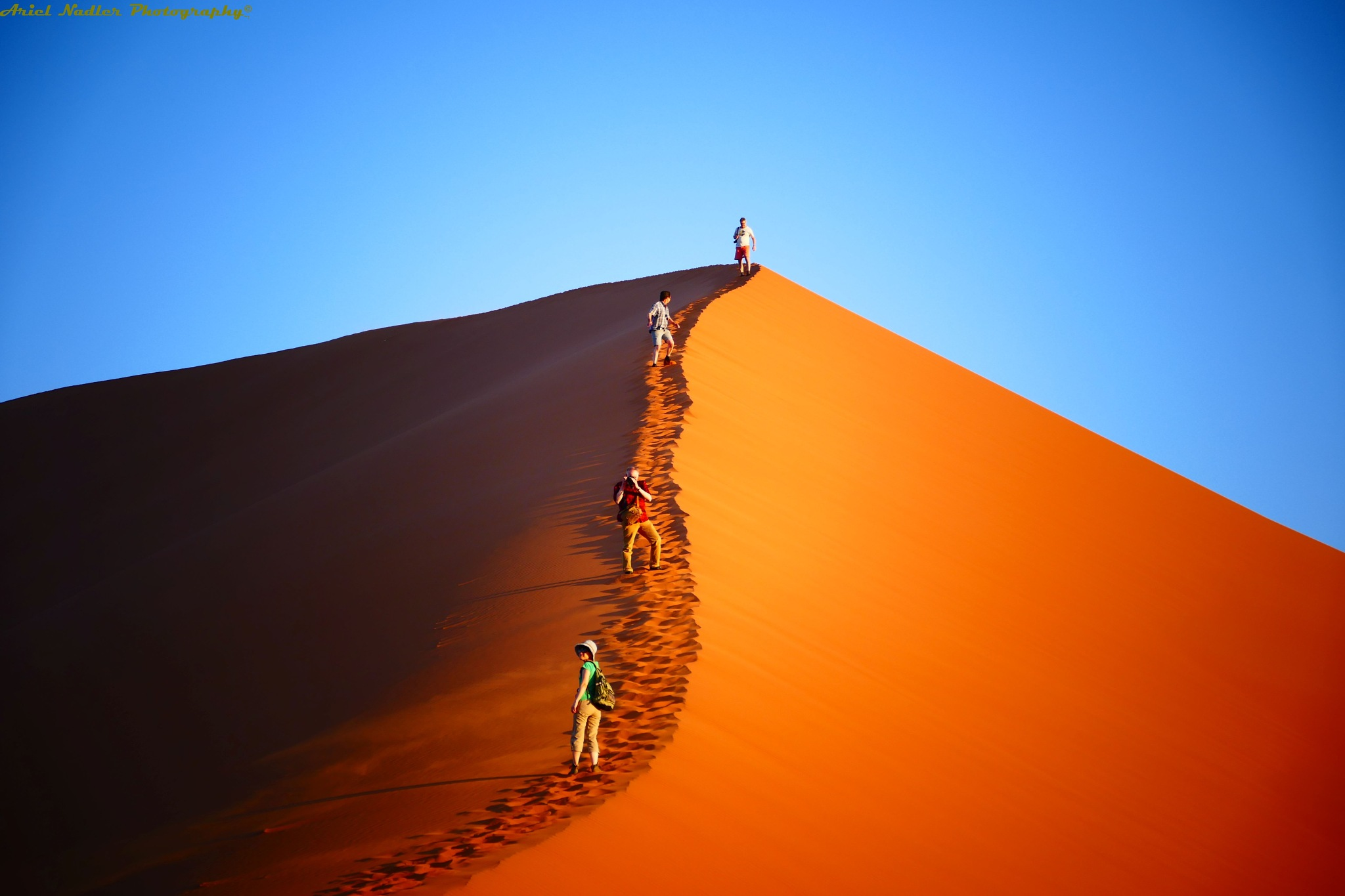 VIEWS FROM NAMIBIA-AFRICA. by Ariel Nadler