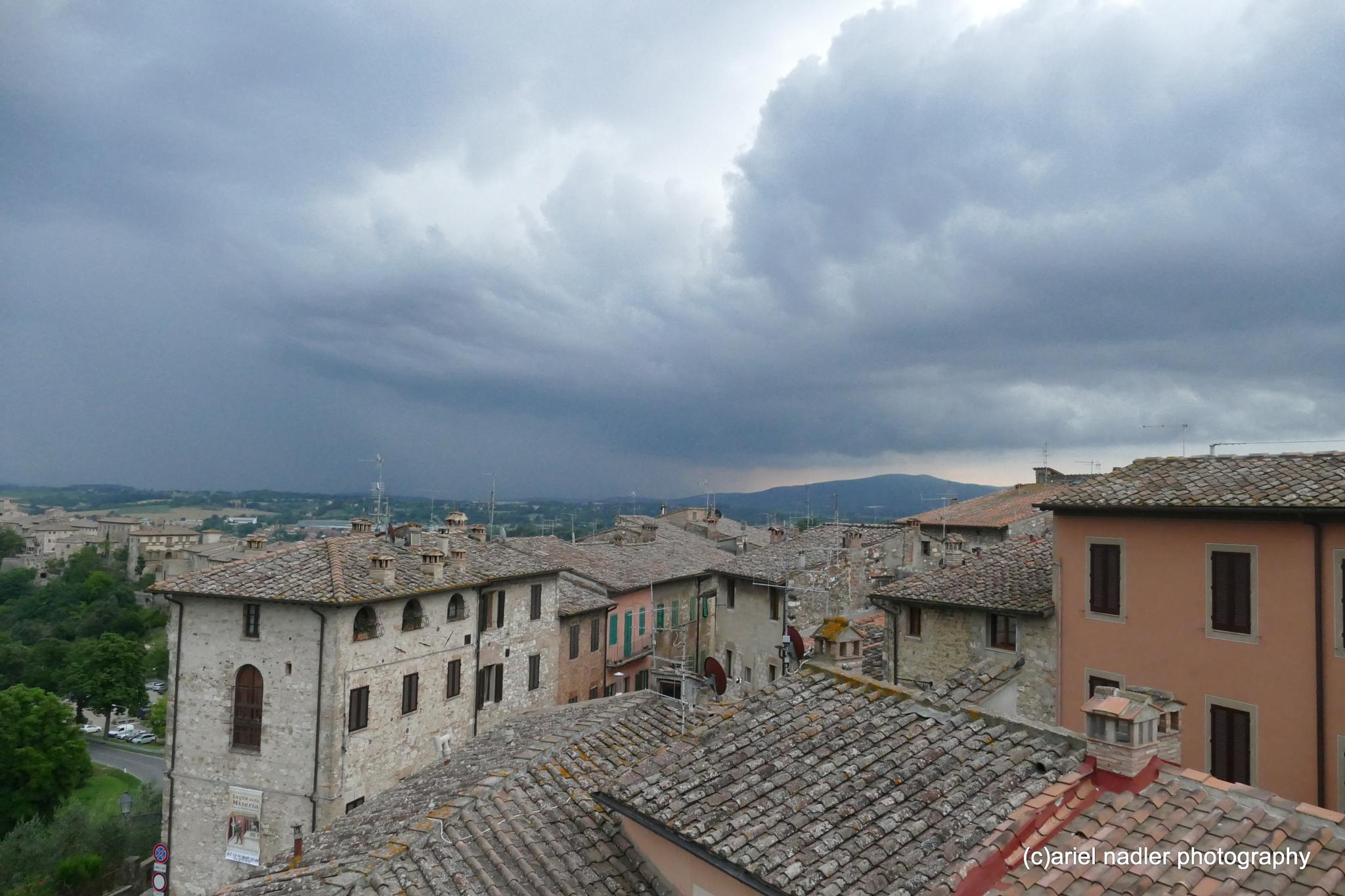VIEWS FROM ITALY by Ariel Nadler