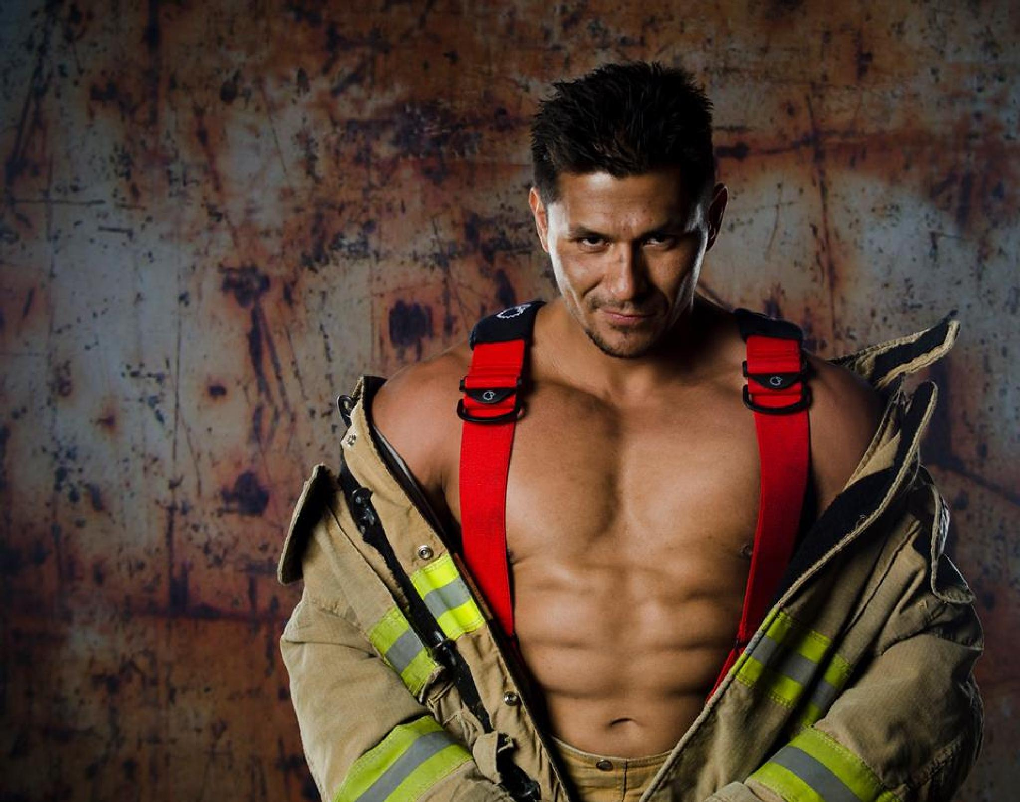 The Firefighter by Steve Forbes