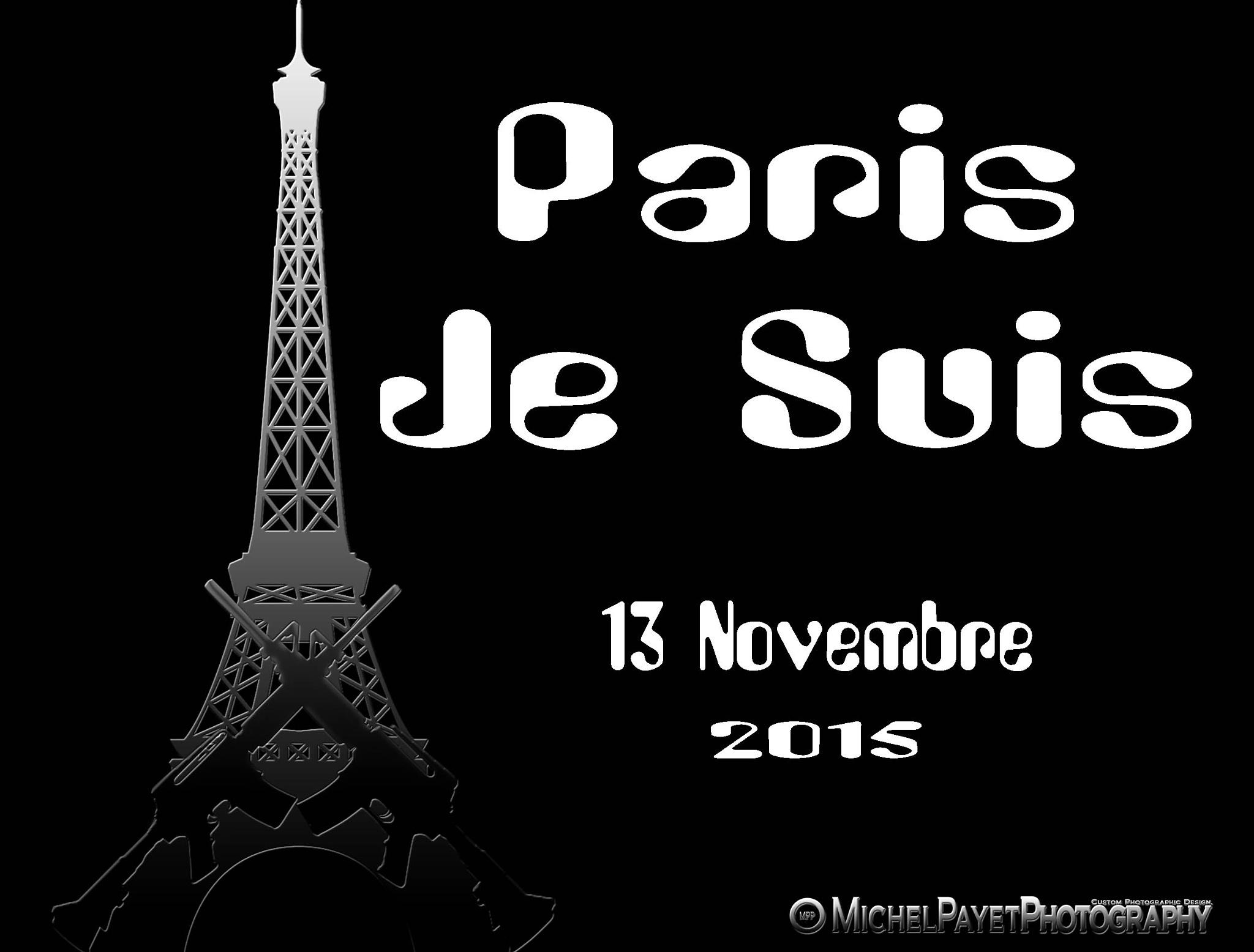 Paris...i'm! by Michel Payet