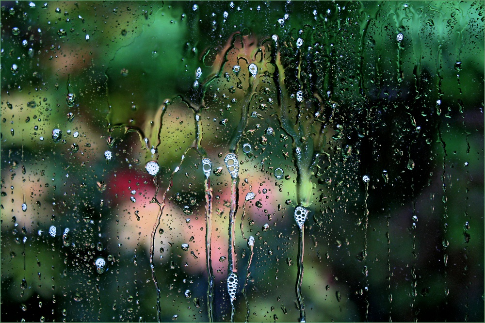 Soapy Windows by Helen Burridge