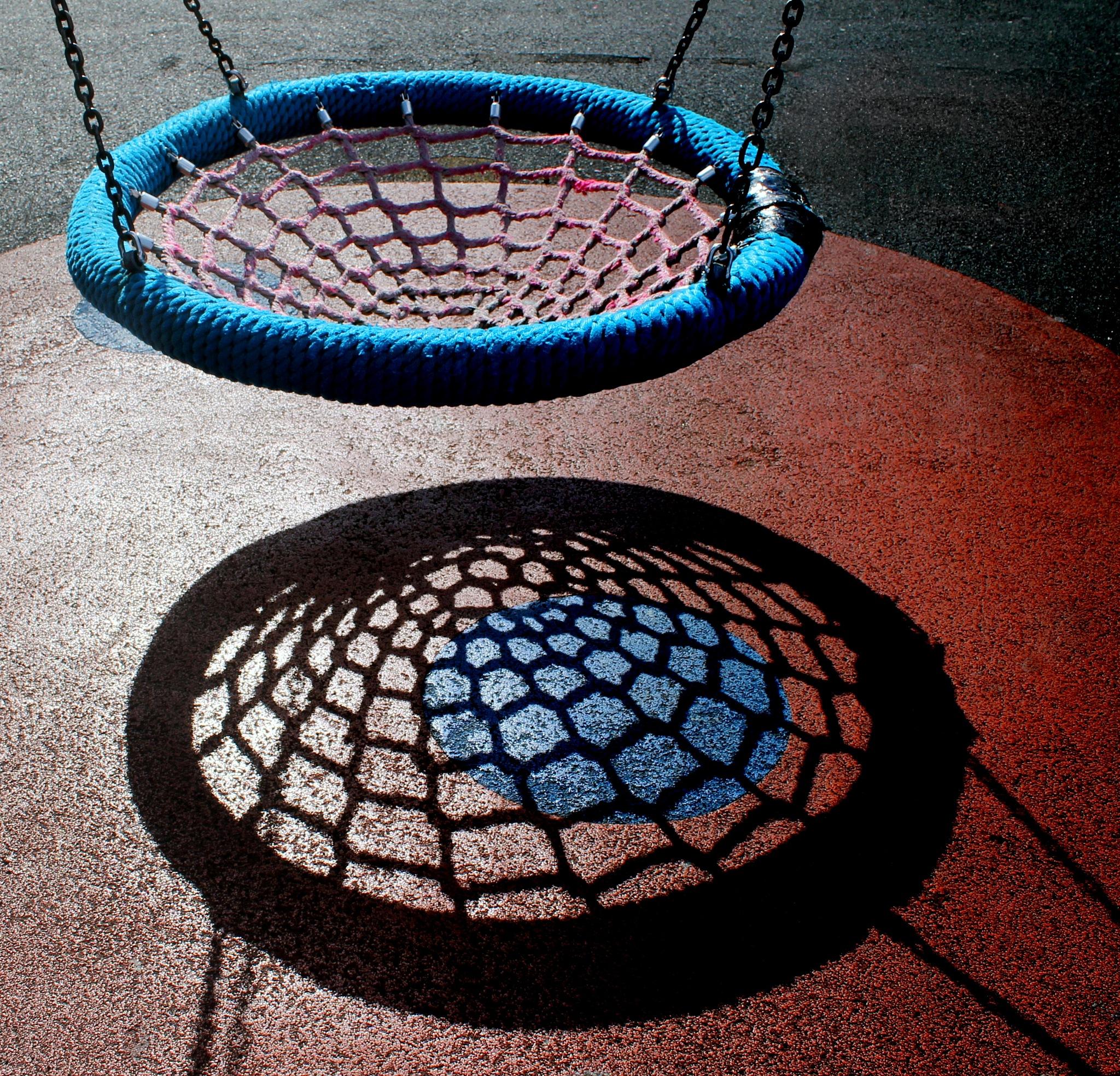 Park Swing - 4 by Helen Burridge