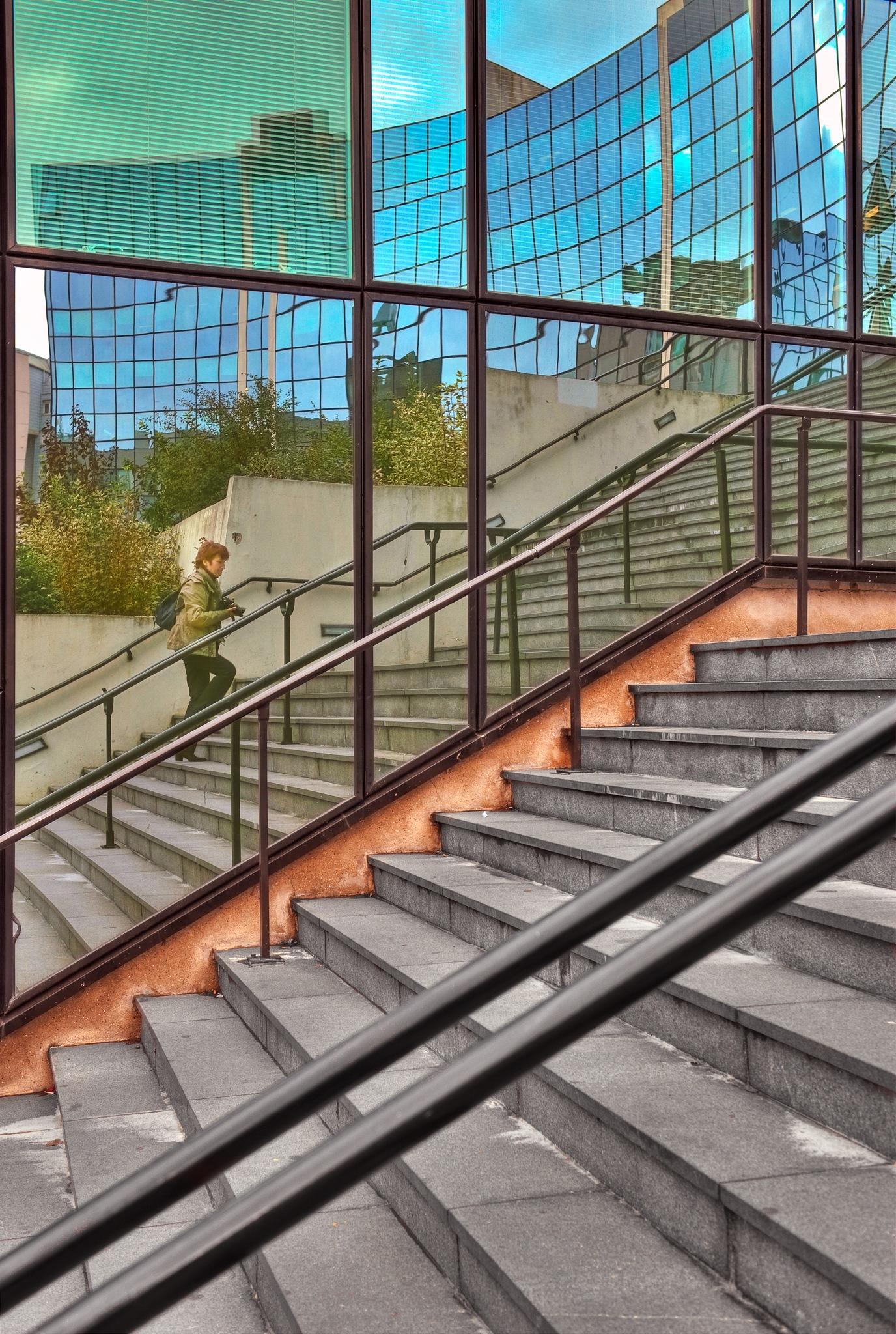 stairs by danita