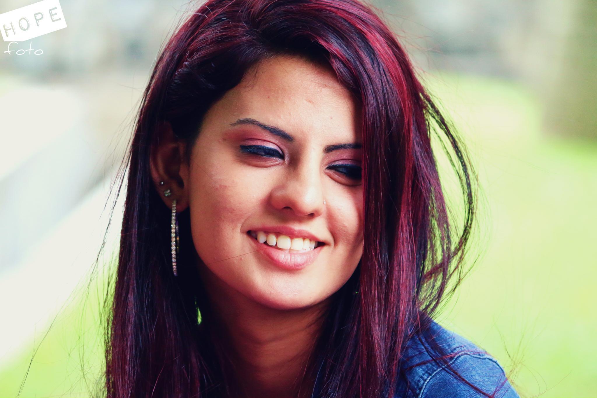 Smile by Azhar Isl