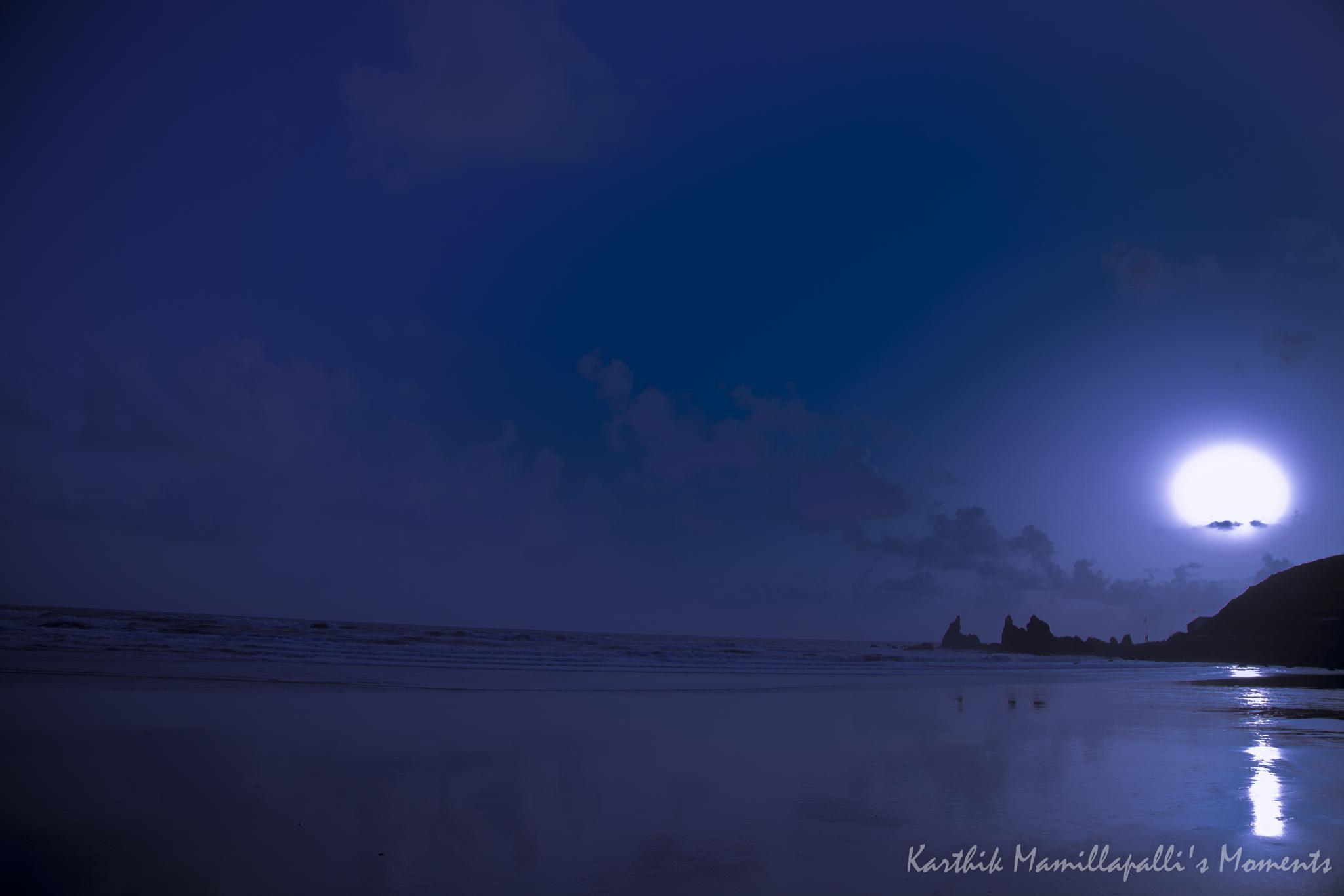 beautiful Nature by Karthik Mamillapalli